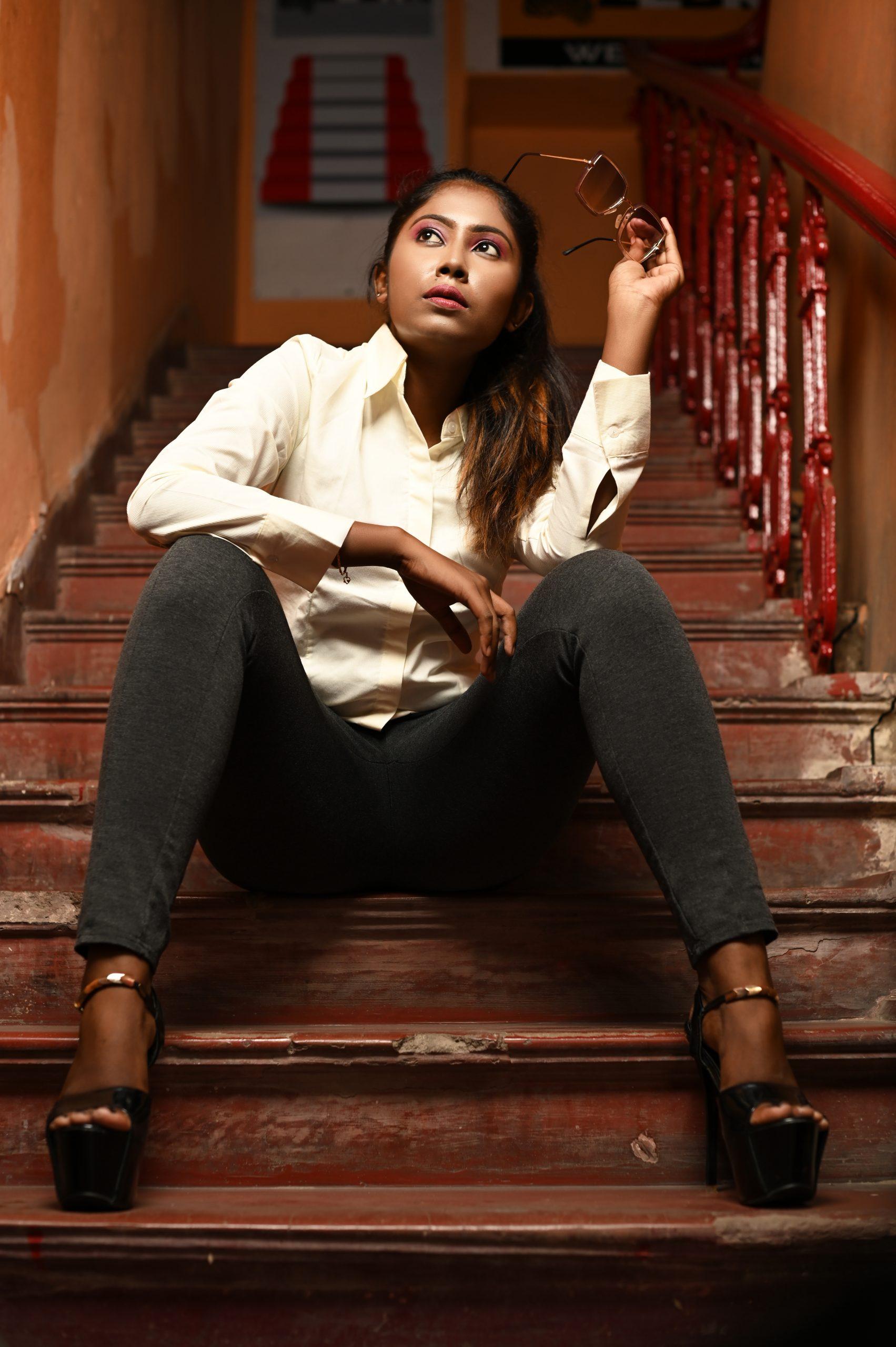 The Staircase Affair
