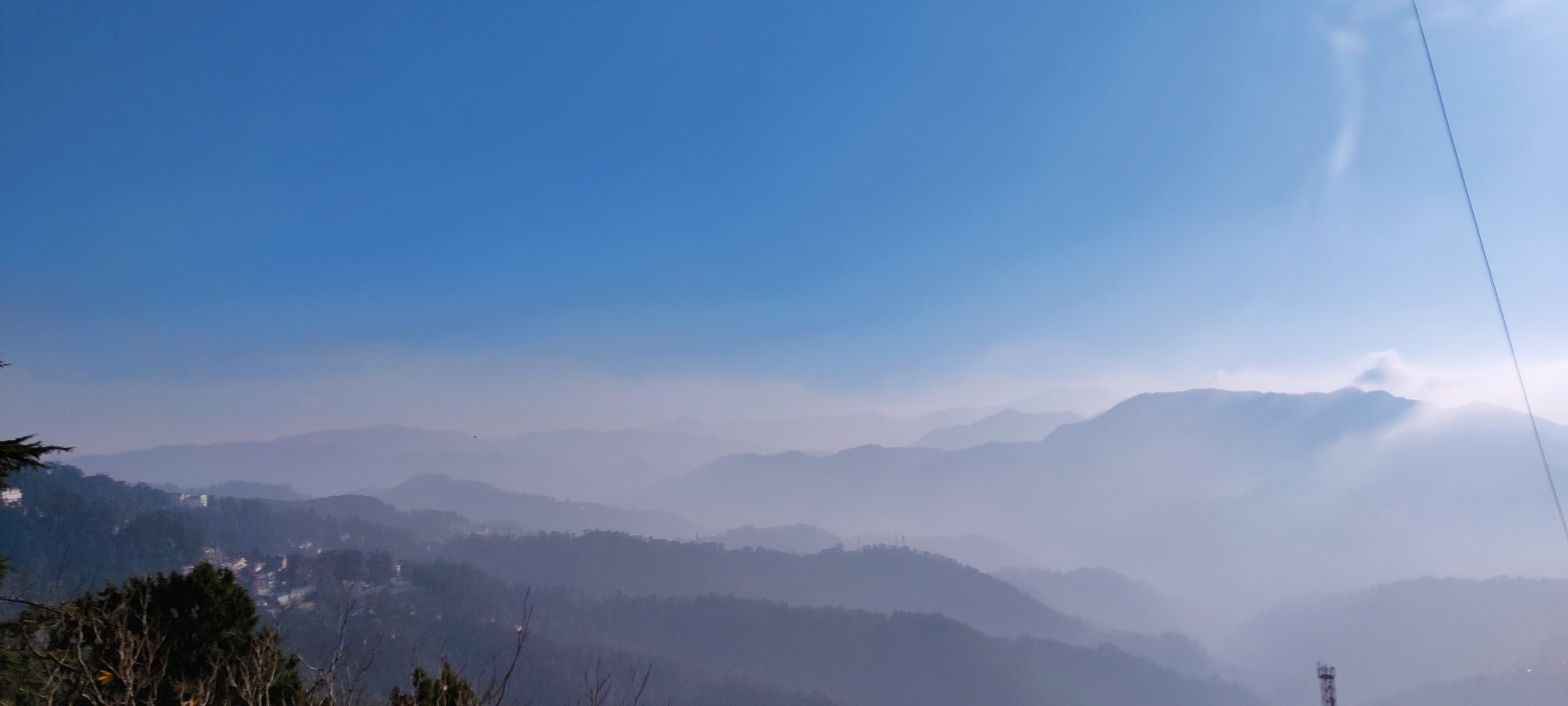 valleys of mountain