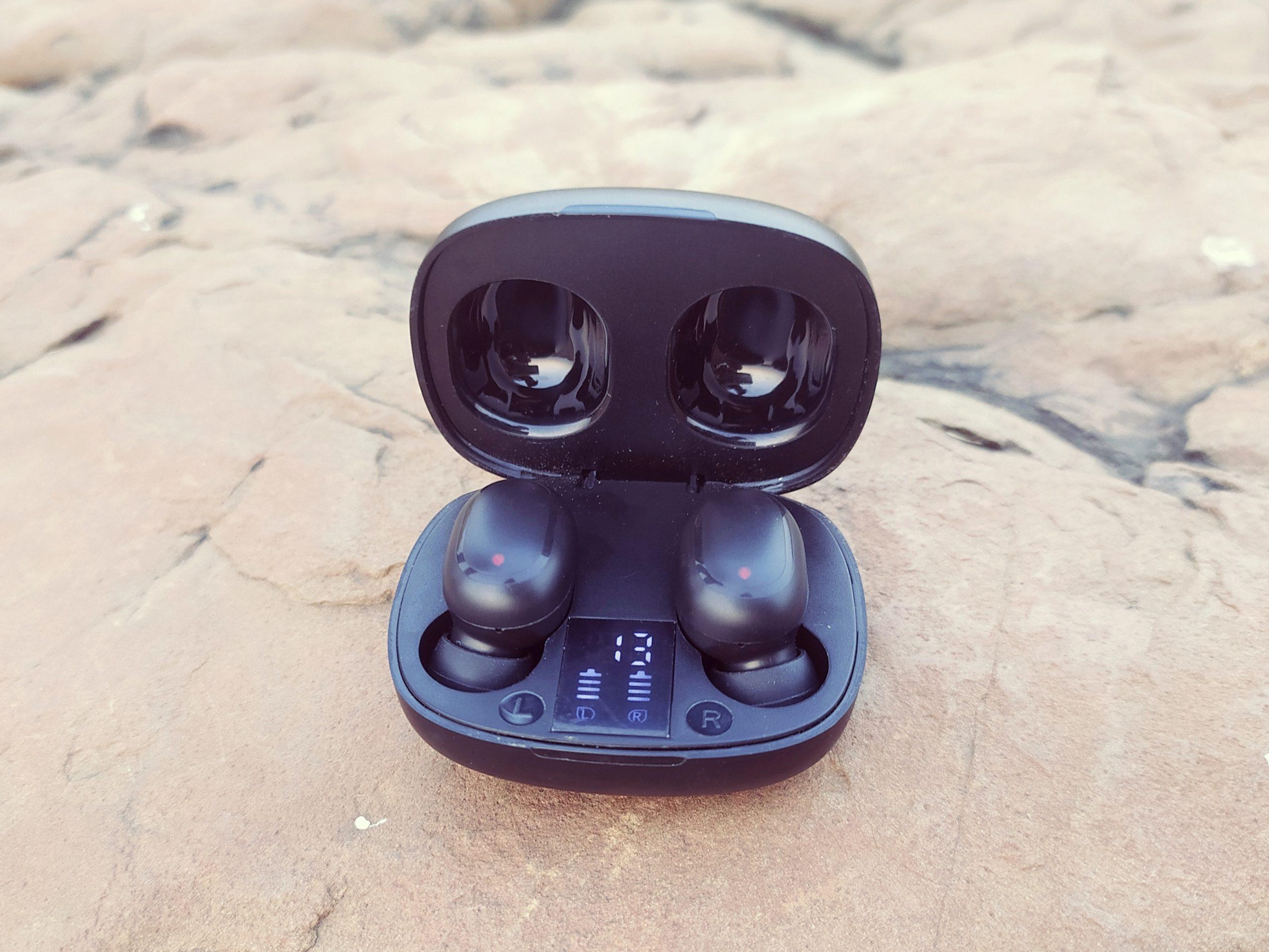 Bluetooth airphones