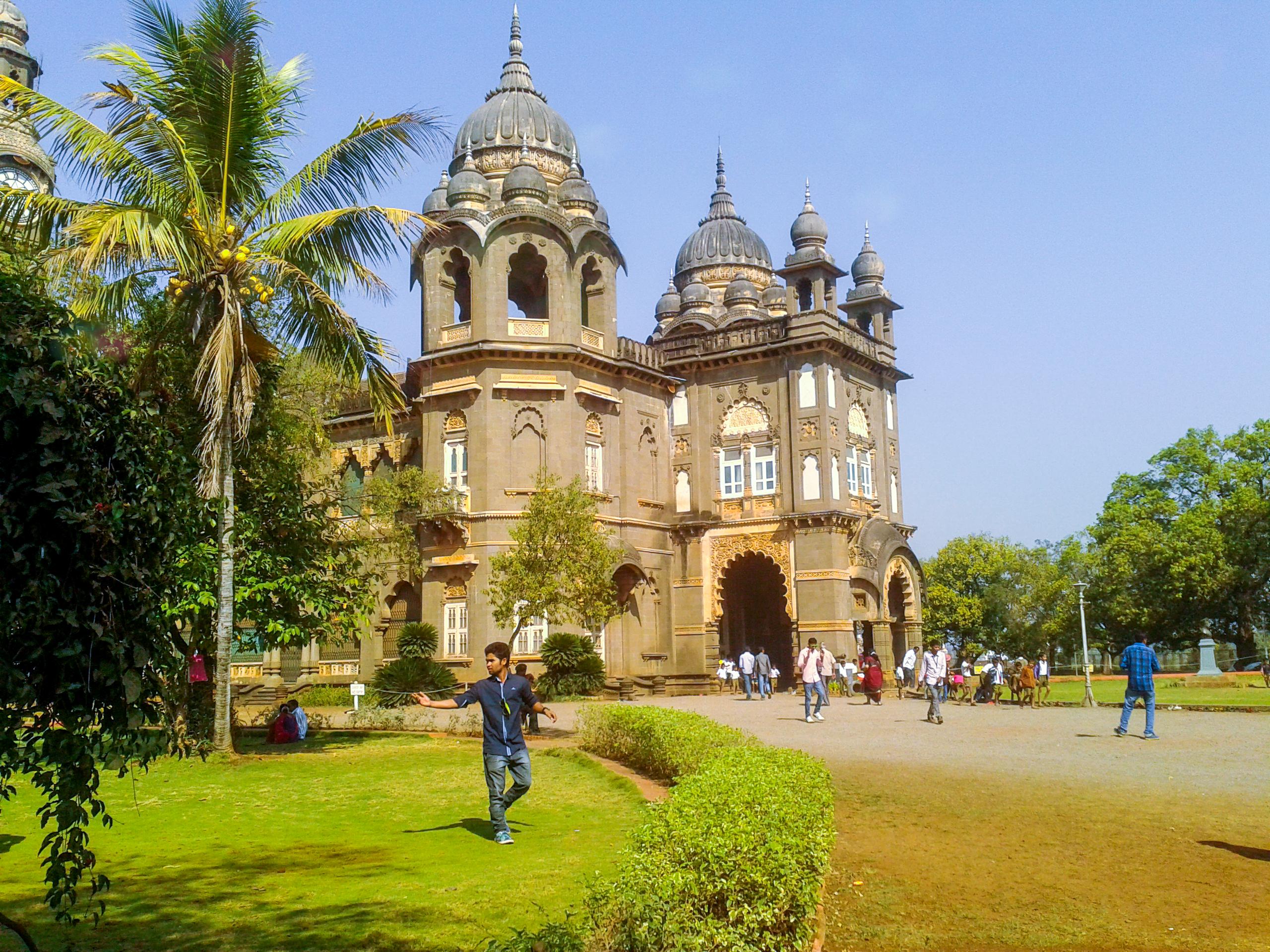 A royal palace