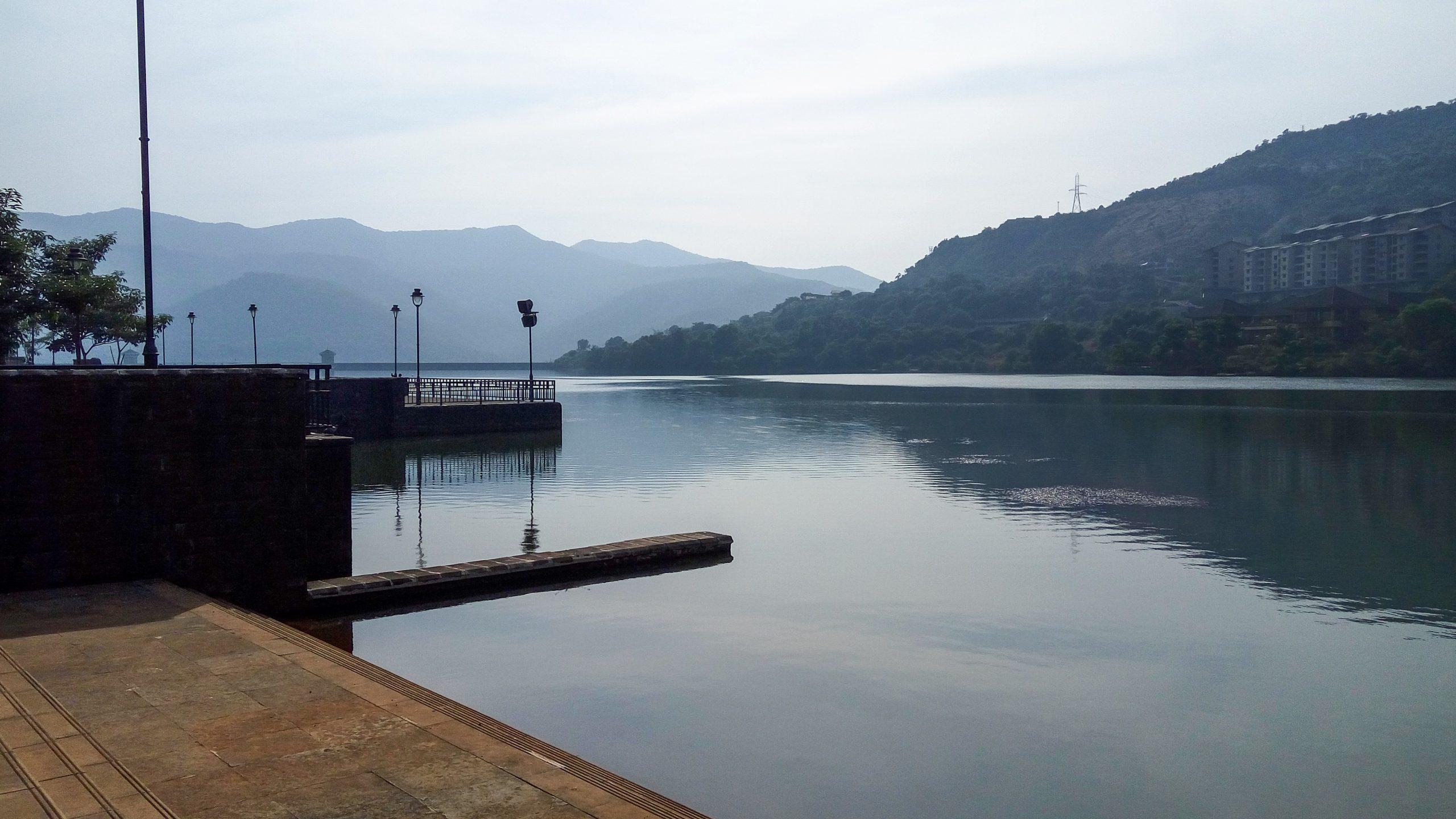 A water reservoir