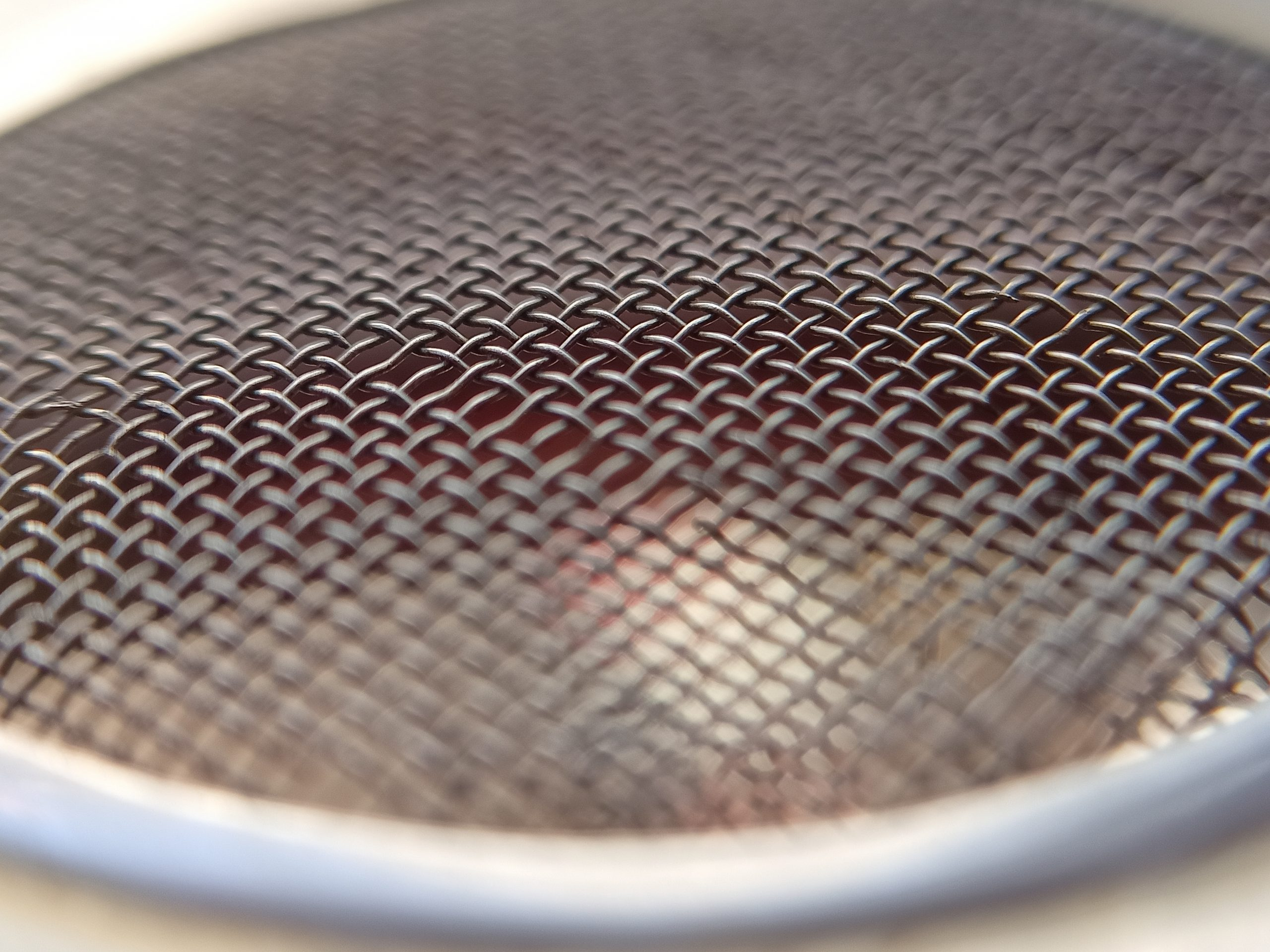 A wire mesh