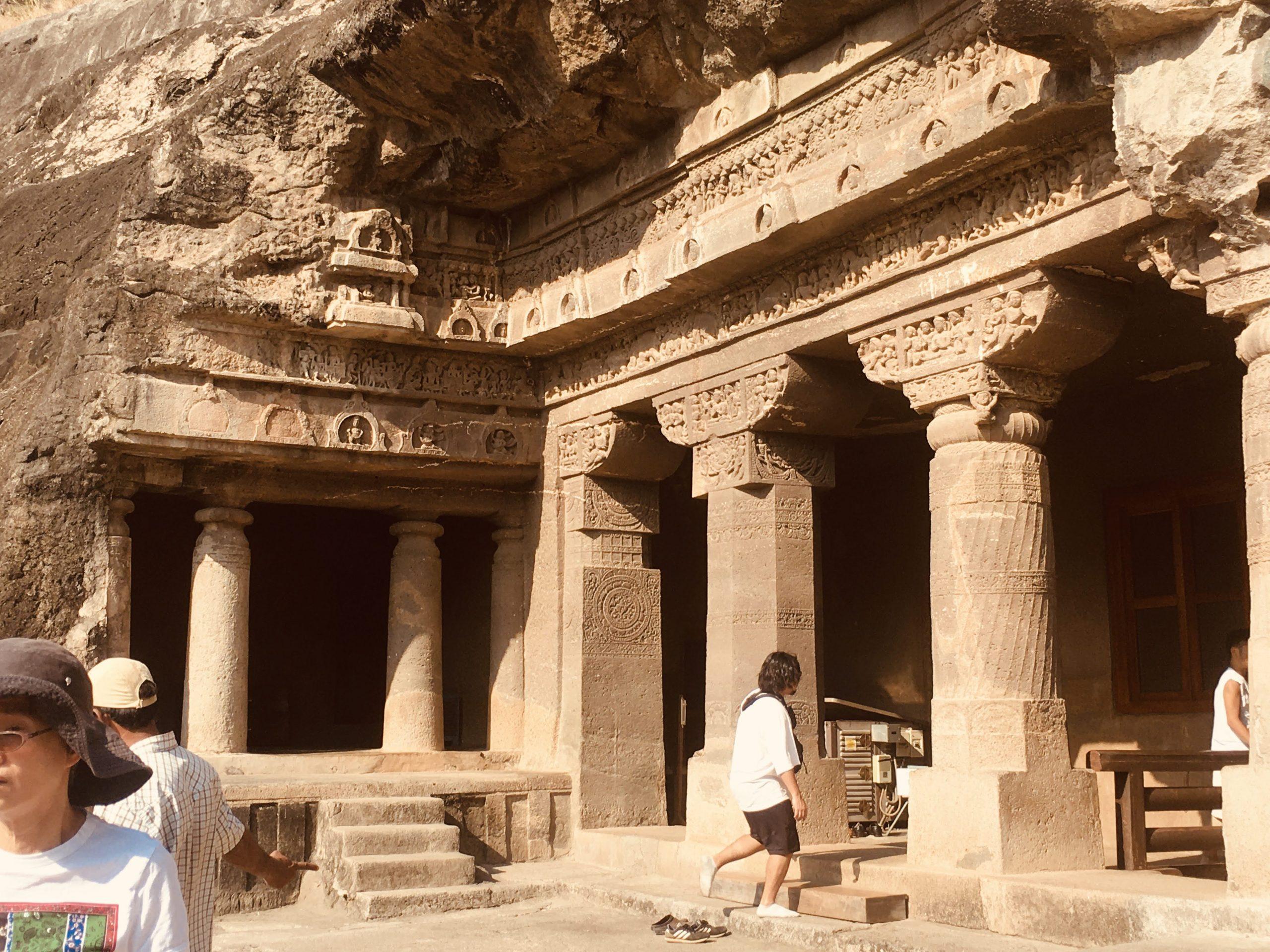 Ajanta Monument