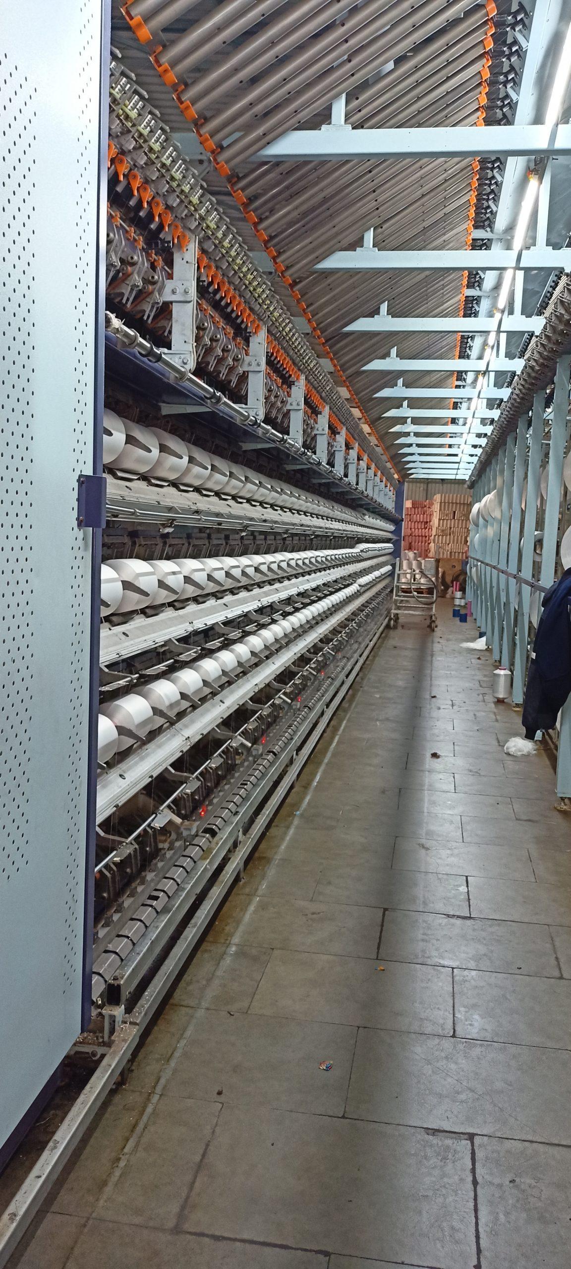 Polyester storage