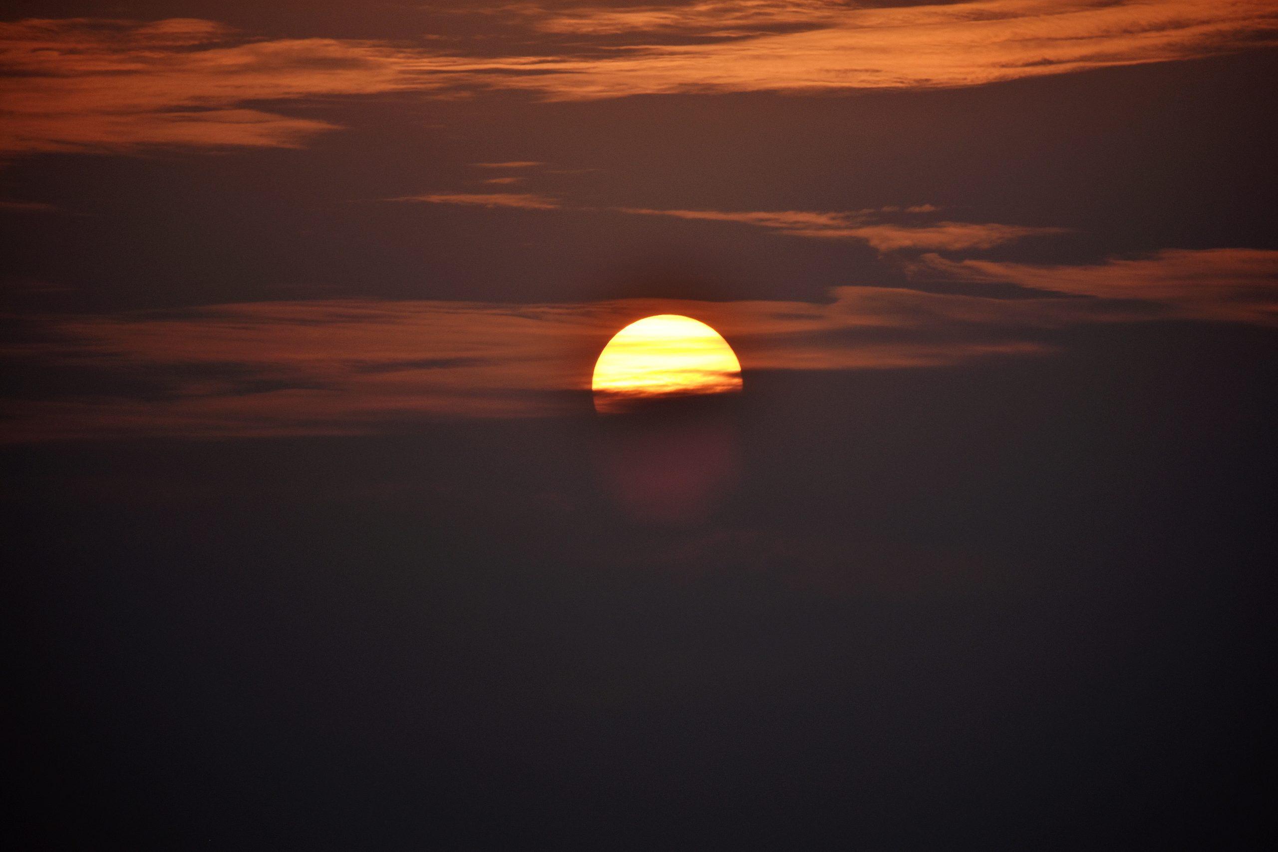 Beauty of the Rising Sun
