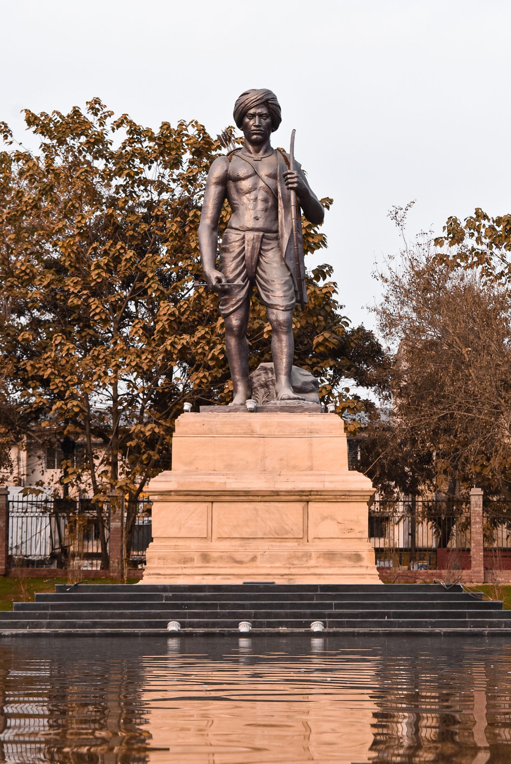 Birsa Munda Statue