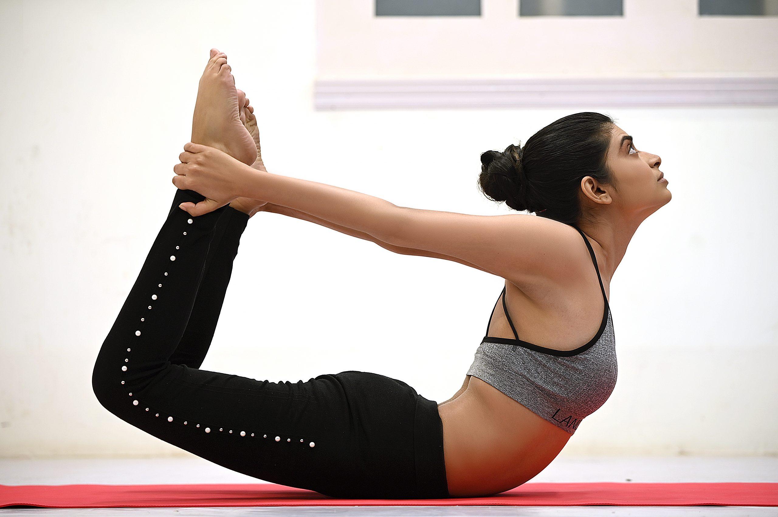 Dhanur Aasana, Dhanush Aasana - Bow Pose