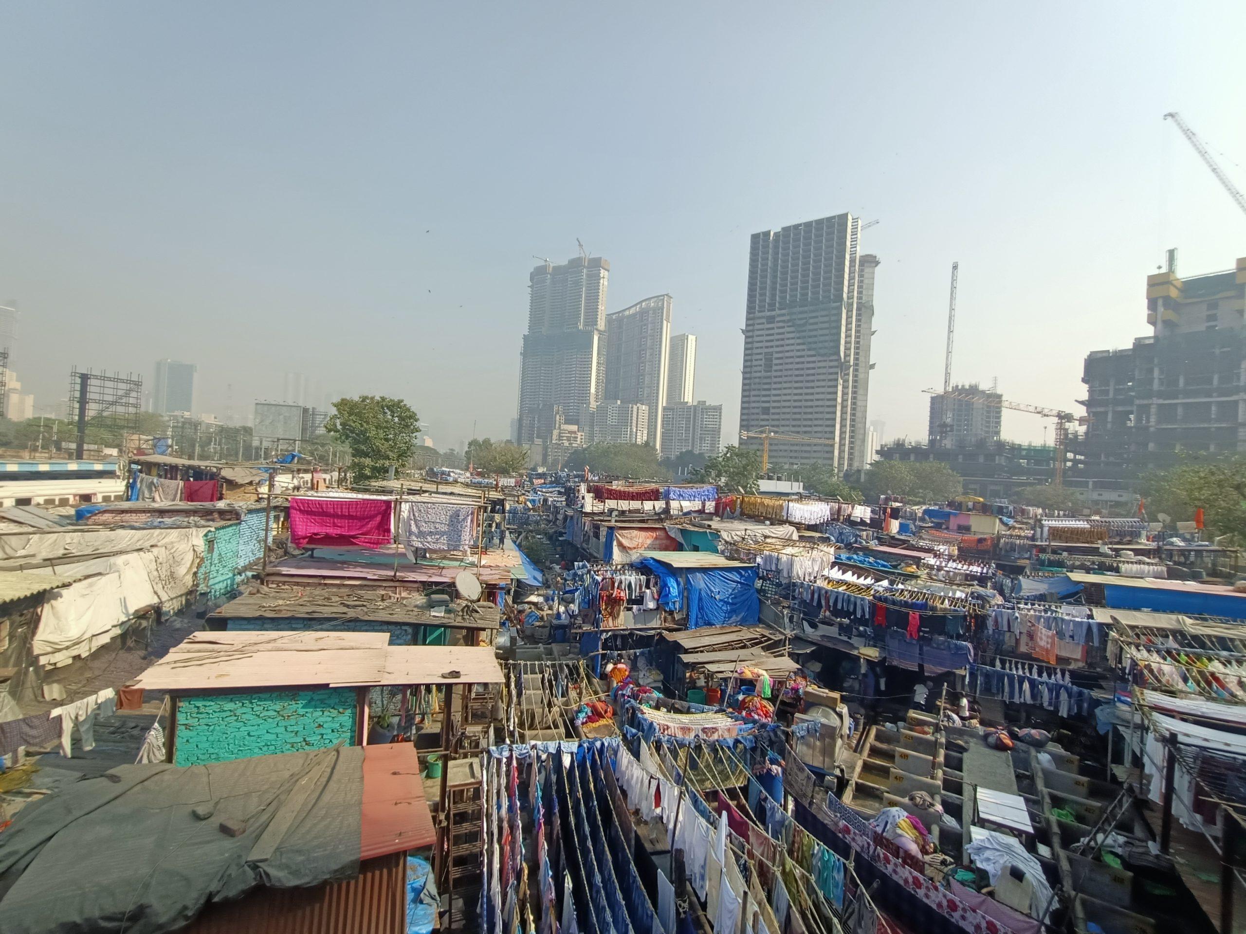 Dhobi Ghat at Mahalaxmi, Mumbai