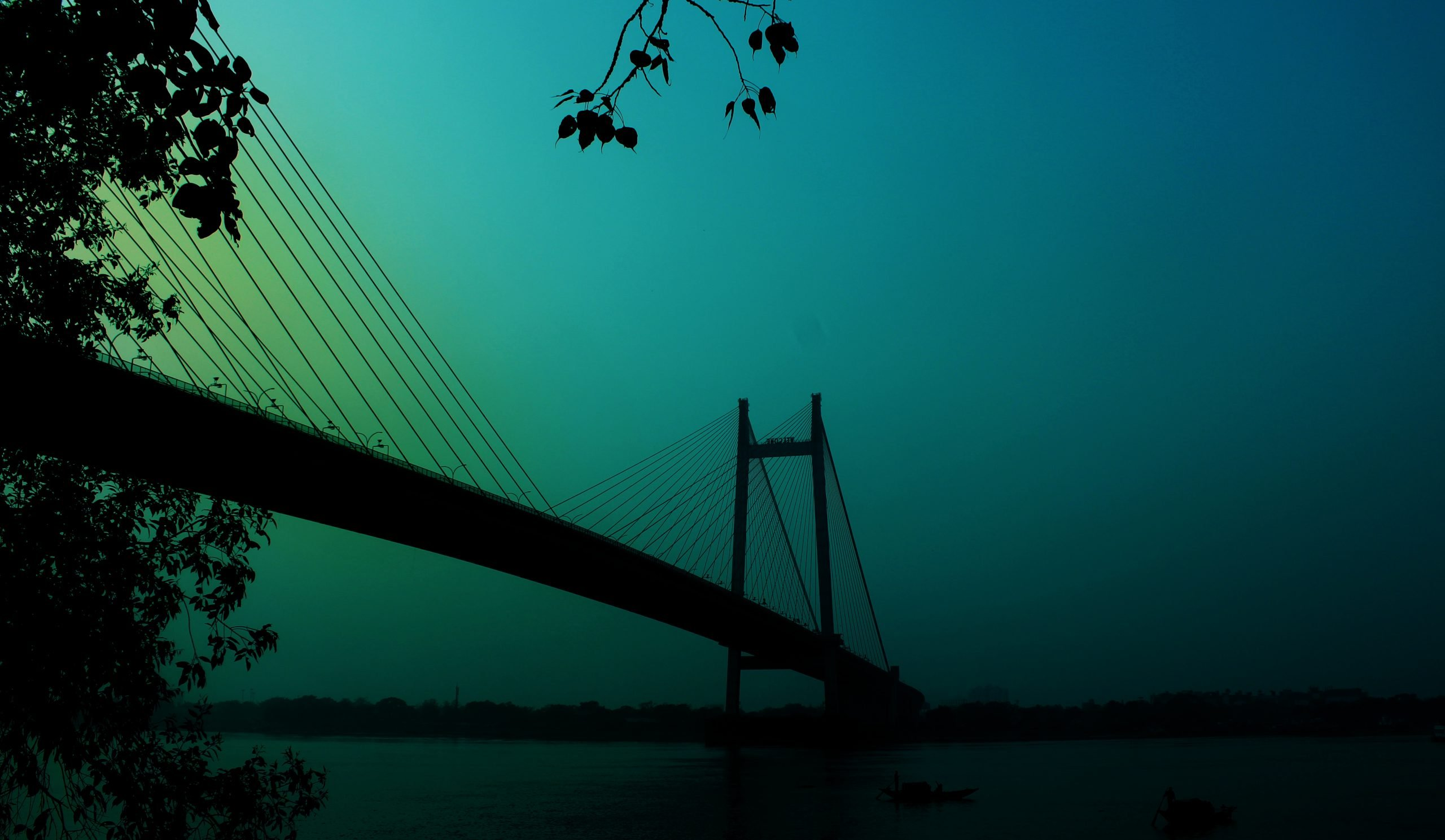 Evening view of Bridge
