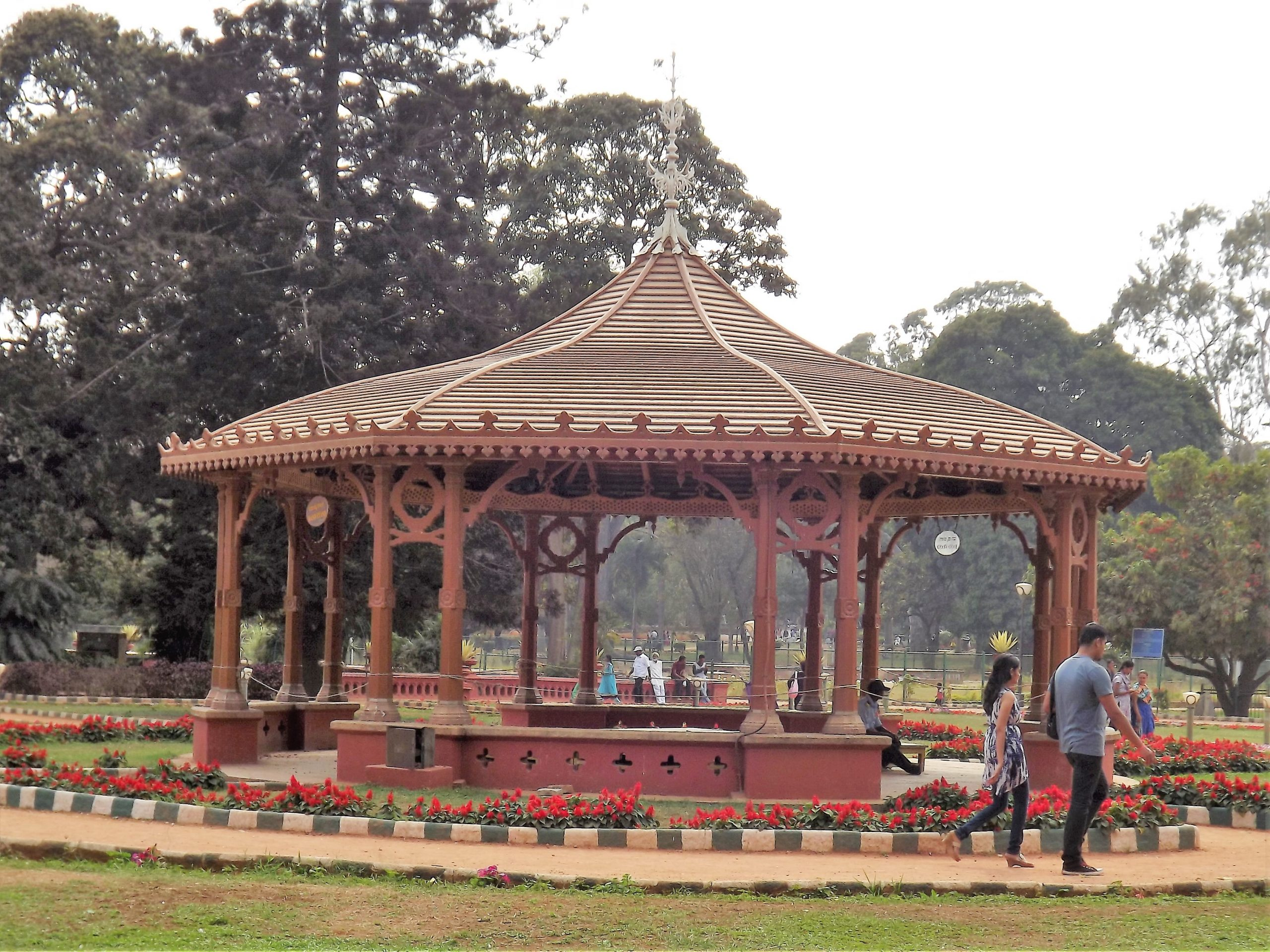 Garden in Bangalore