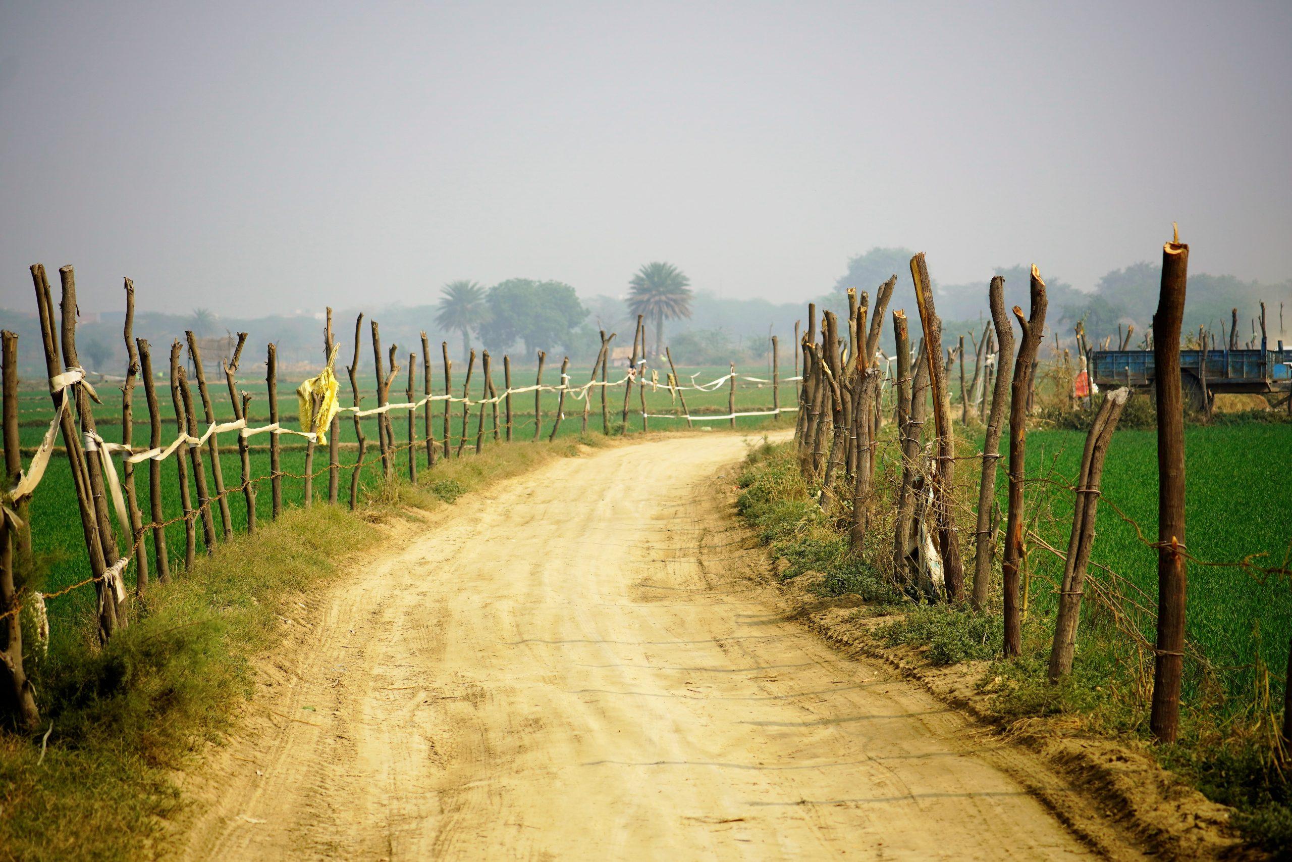 Greater Noida Farms field