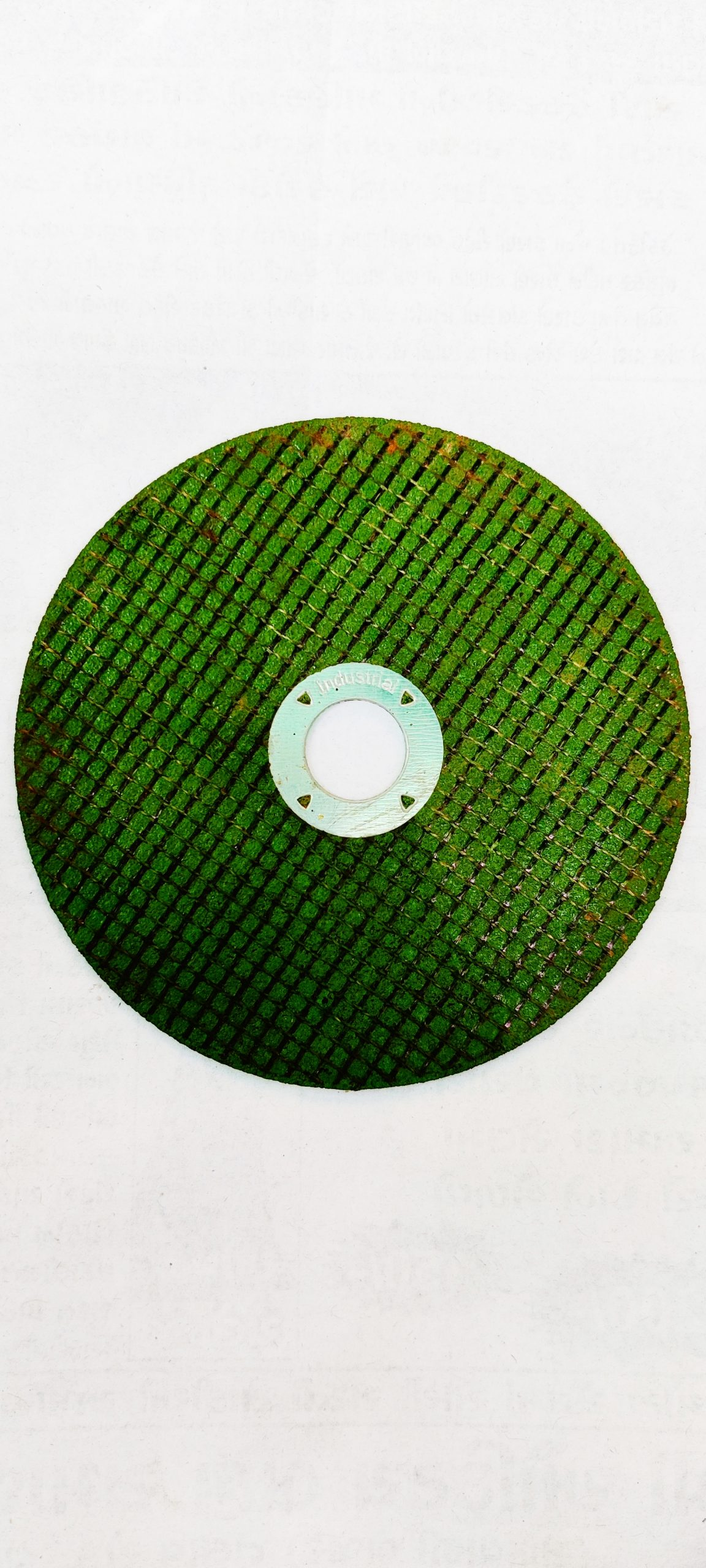 Green Buffing Wheel
