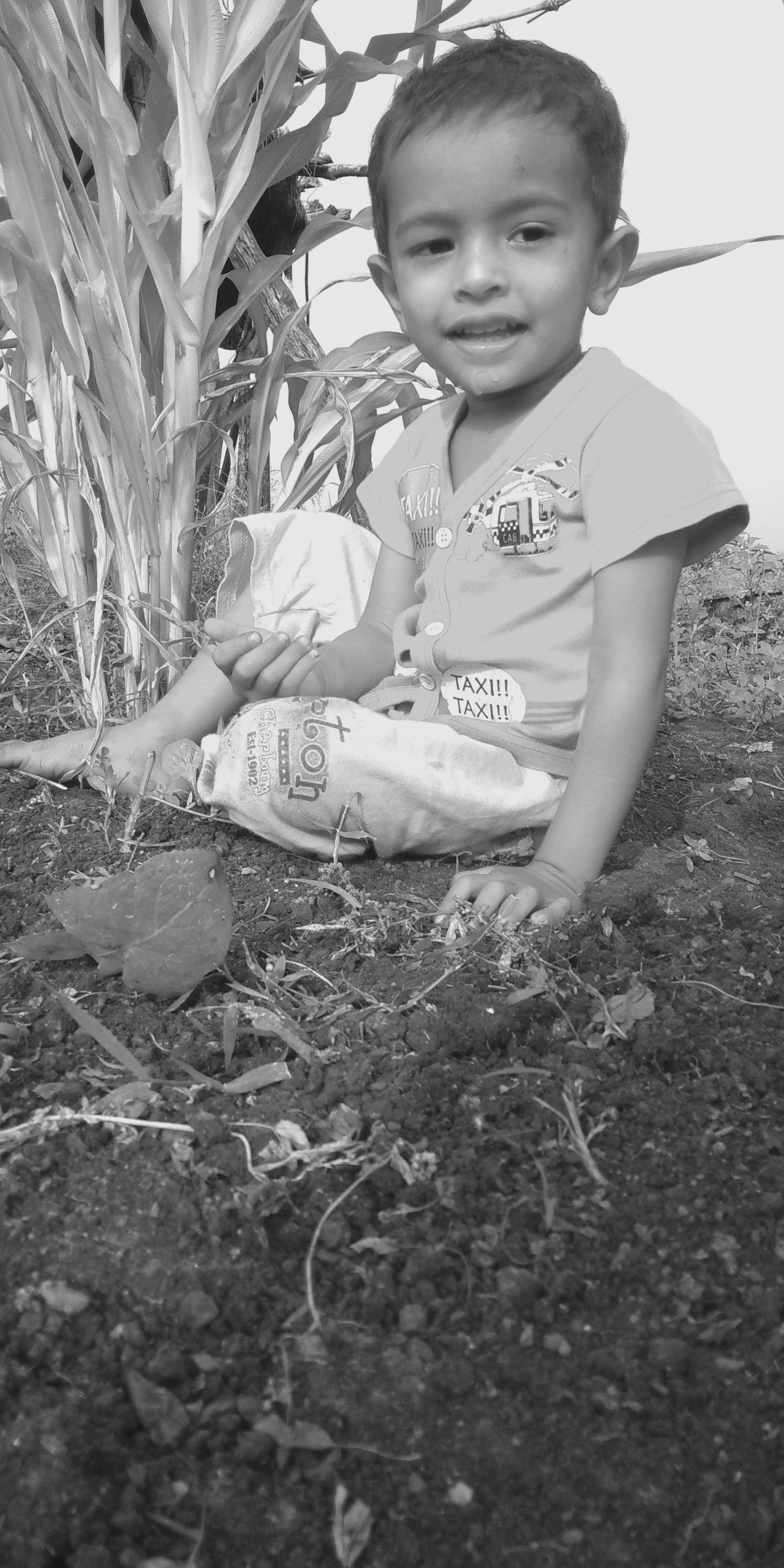 A kid