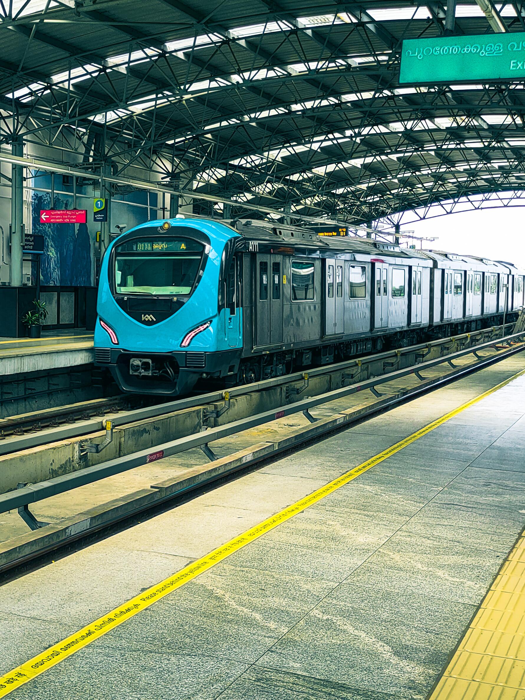 Kochi Metro station