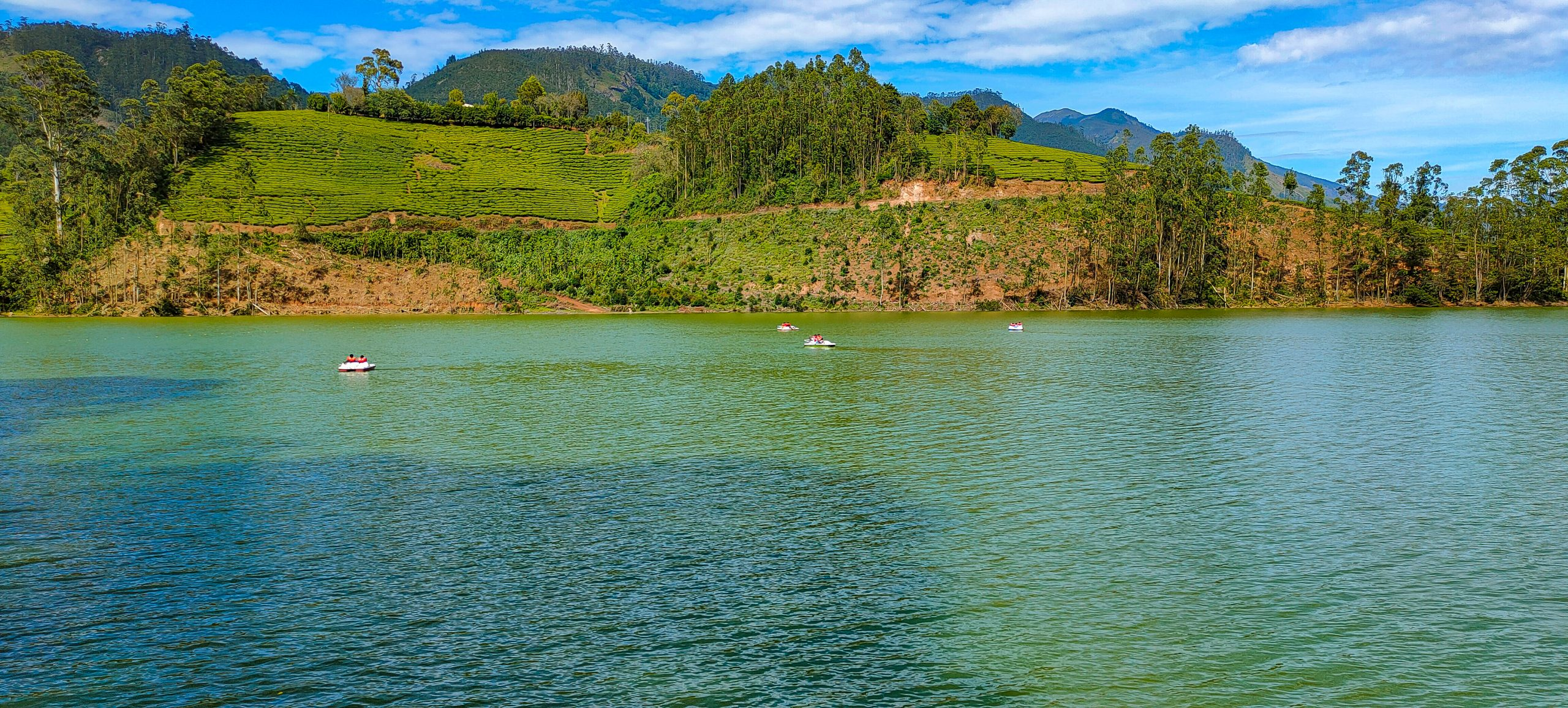 Kundala lake in Munnar