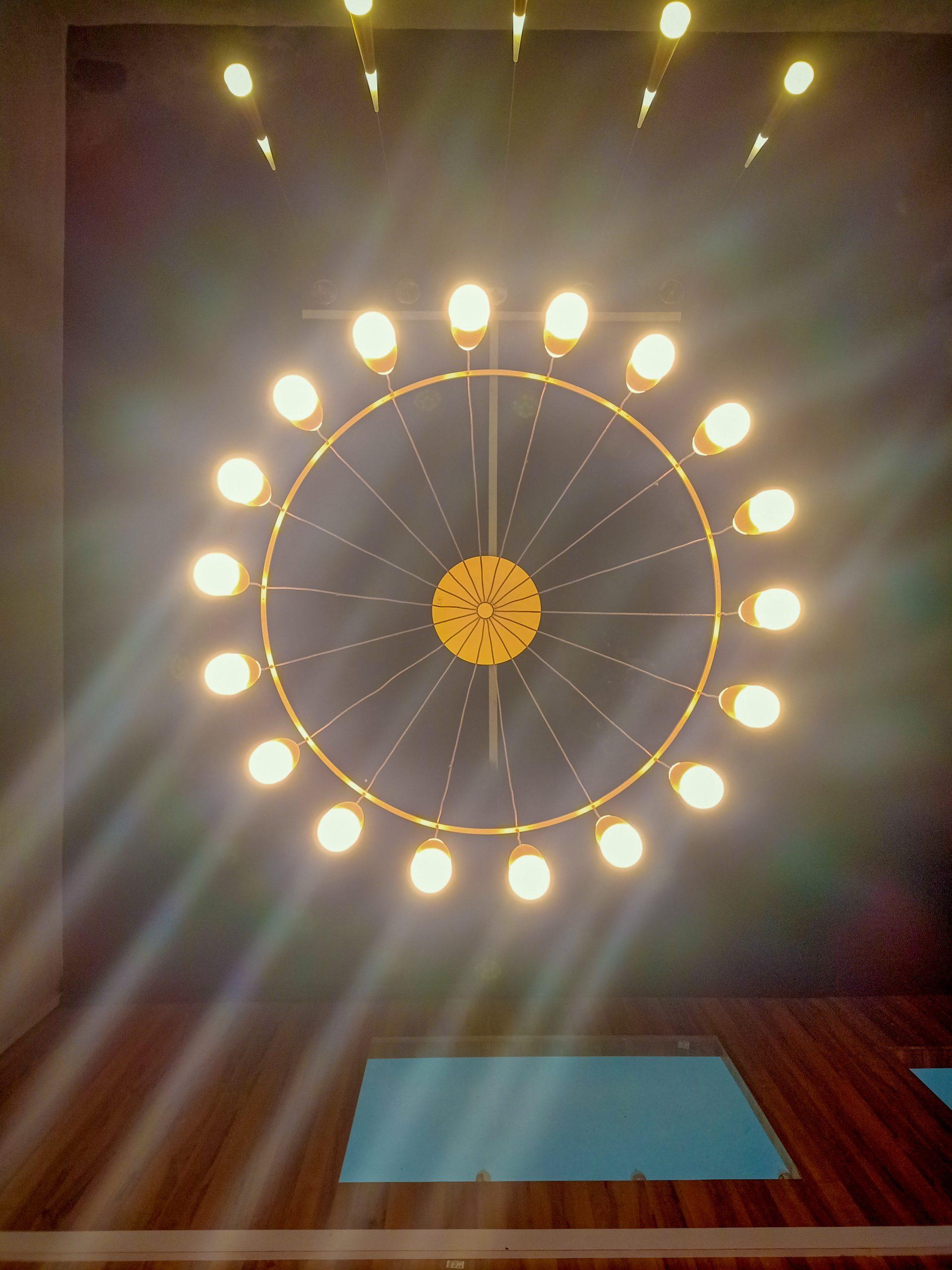 Lighting ring