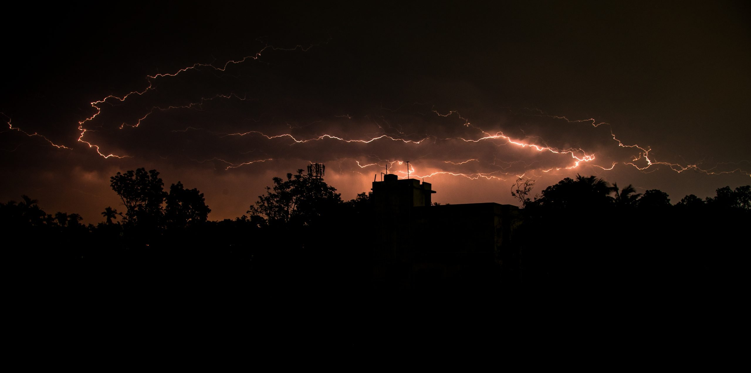 Lightning in Darkness