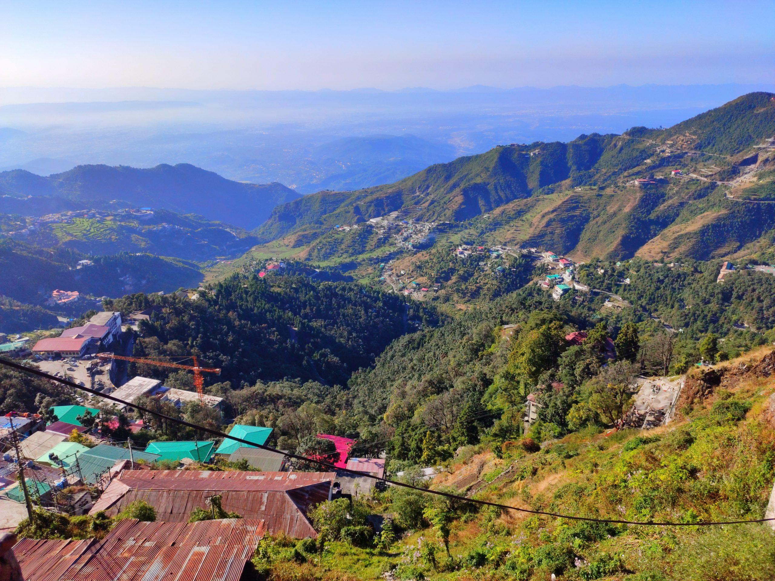 Mussoorie valley