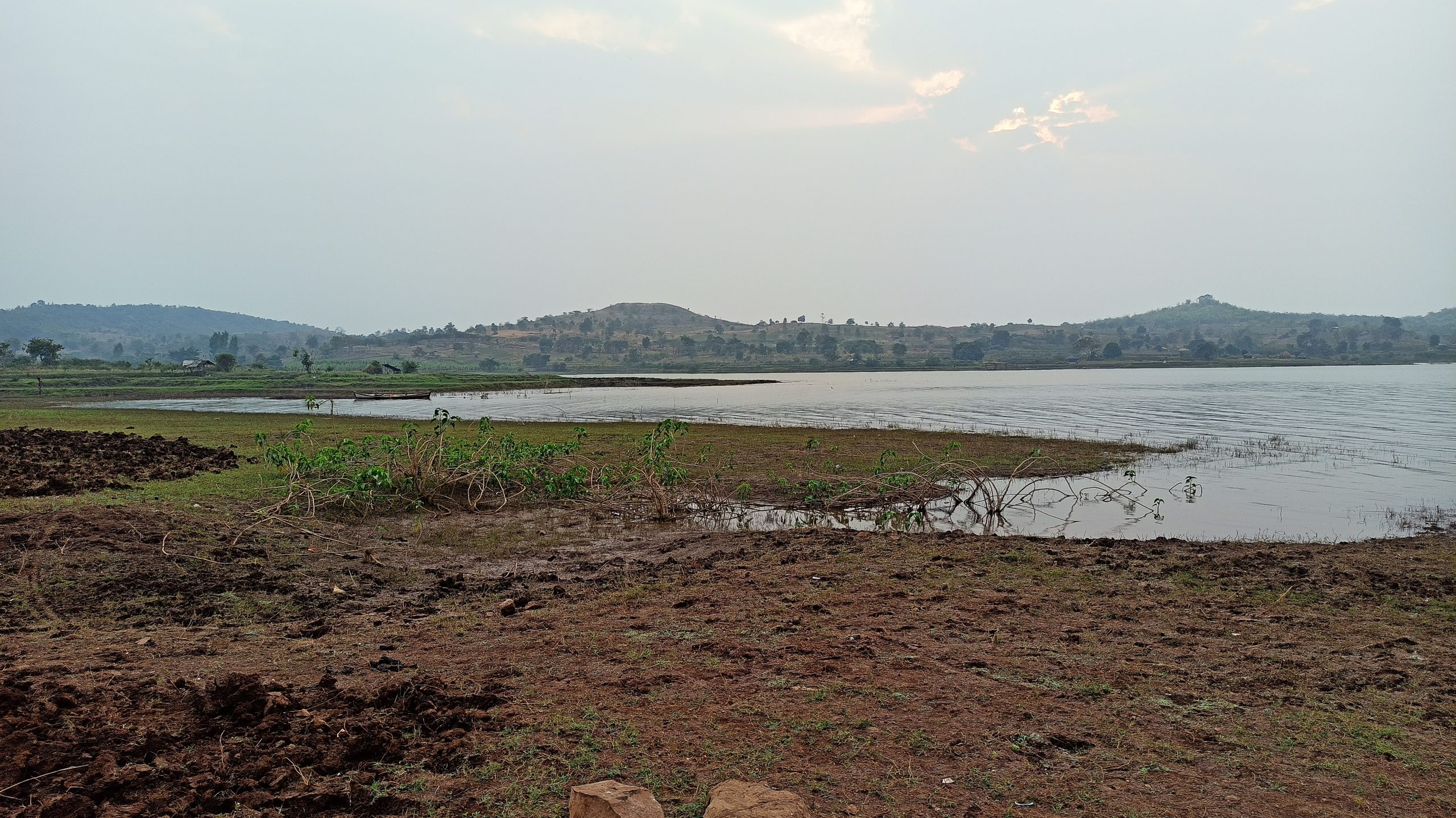 Nanshal Gujarat beach
