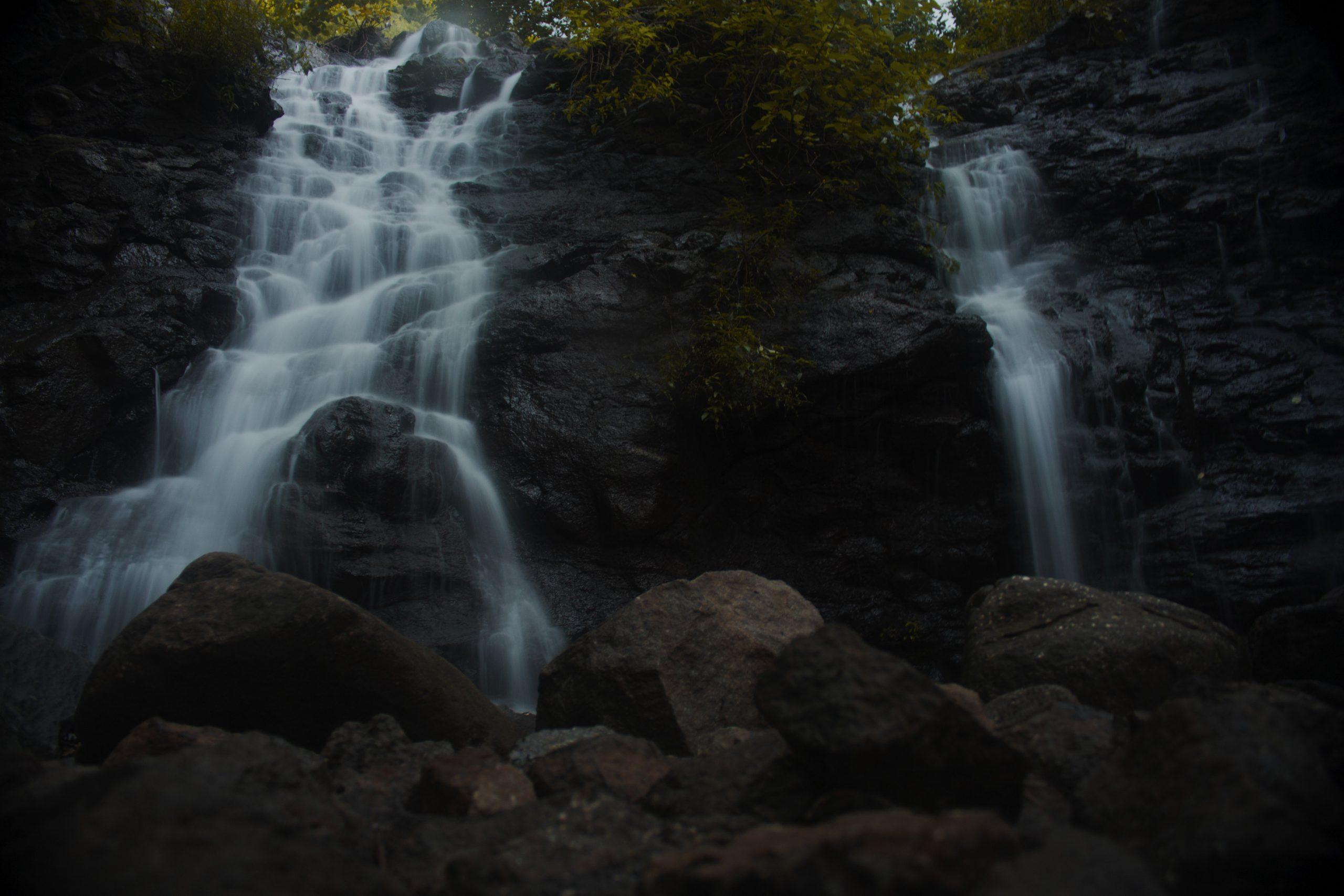 Natural Waterfalls