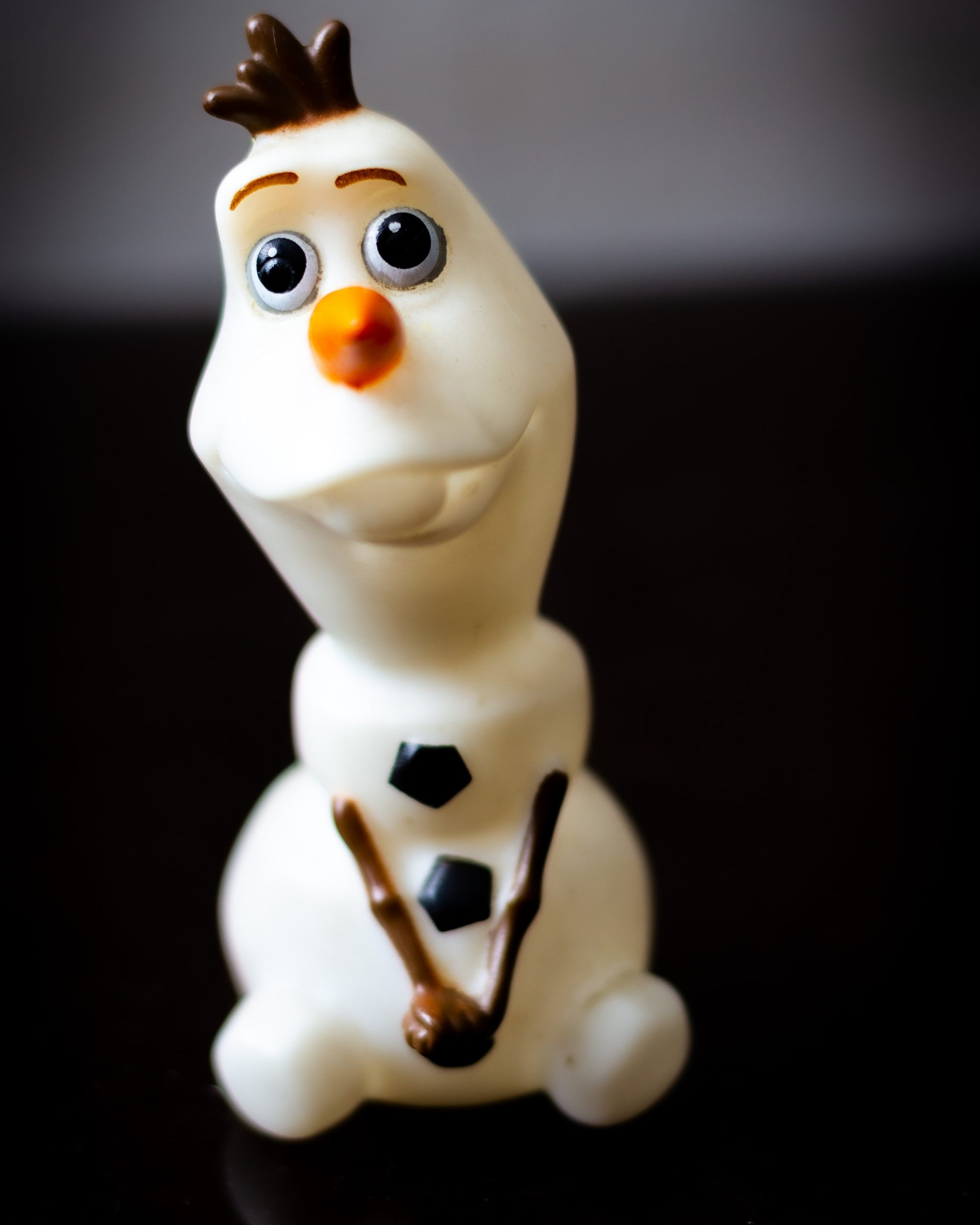 Miniature of Olaf from Frozen movie
