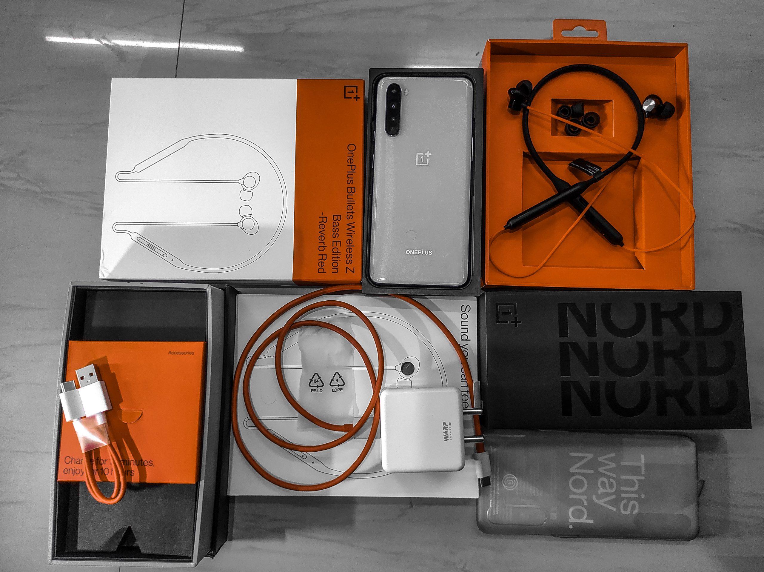 One plus accessories