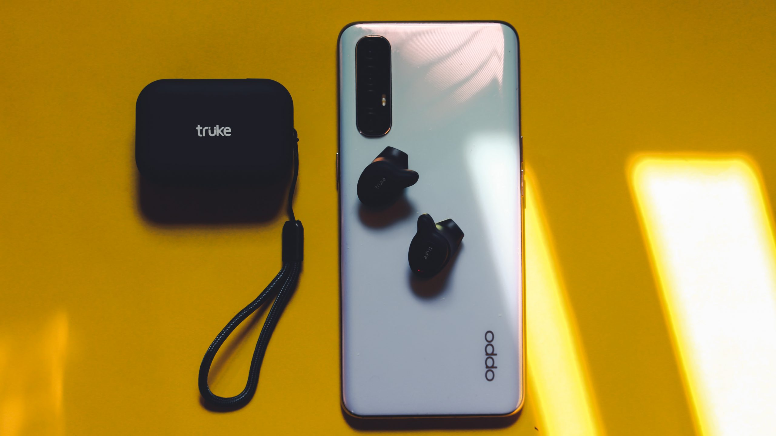 Mobile phone of Oppo