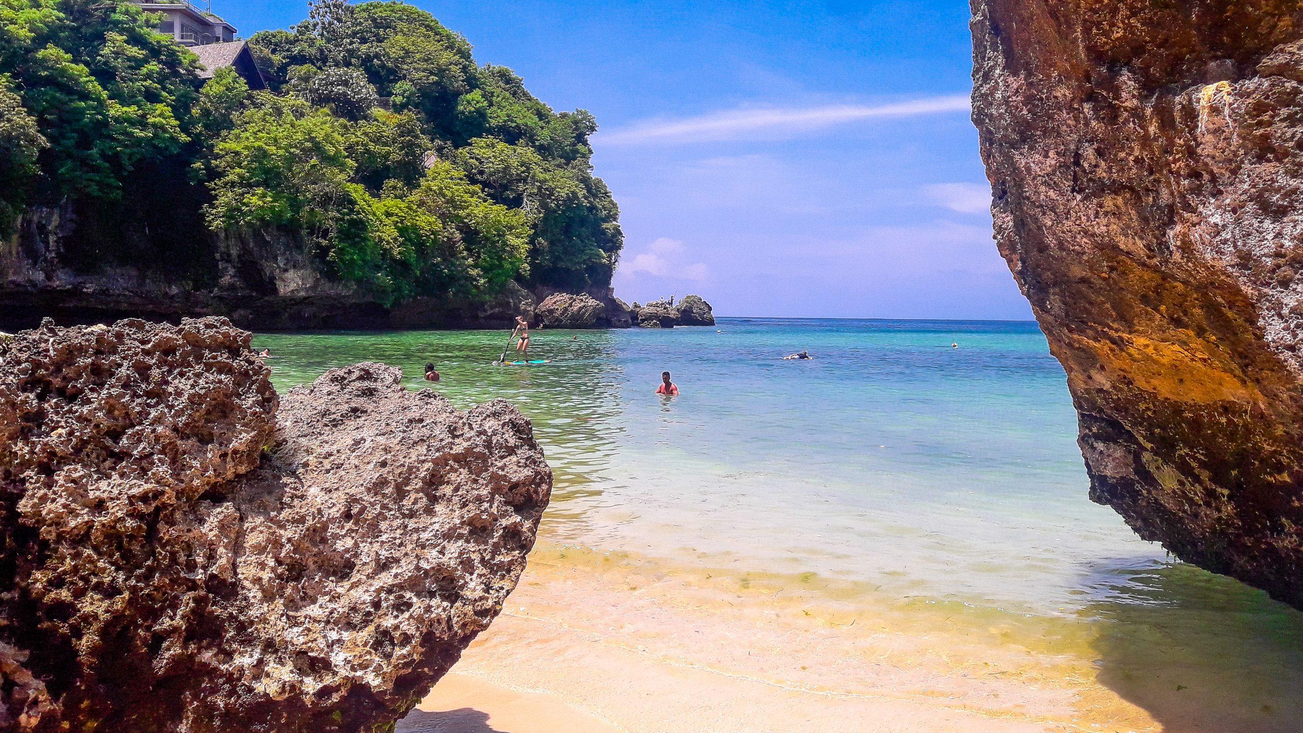 Padang beach in Bali