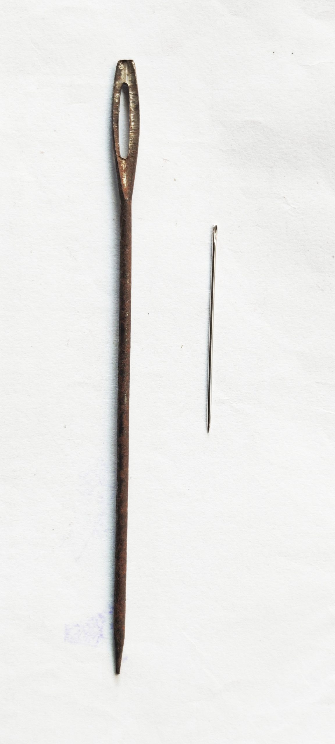 Stitching needles