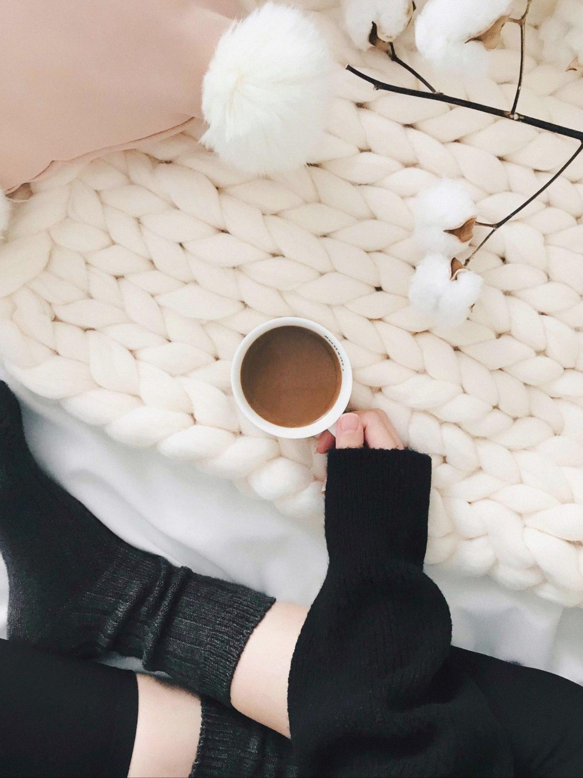 Taking tea