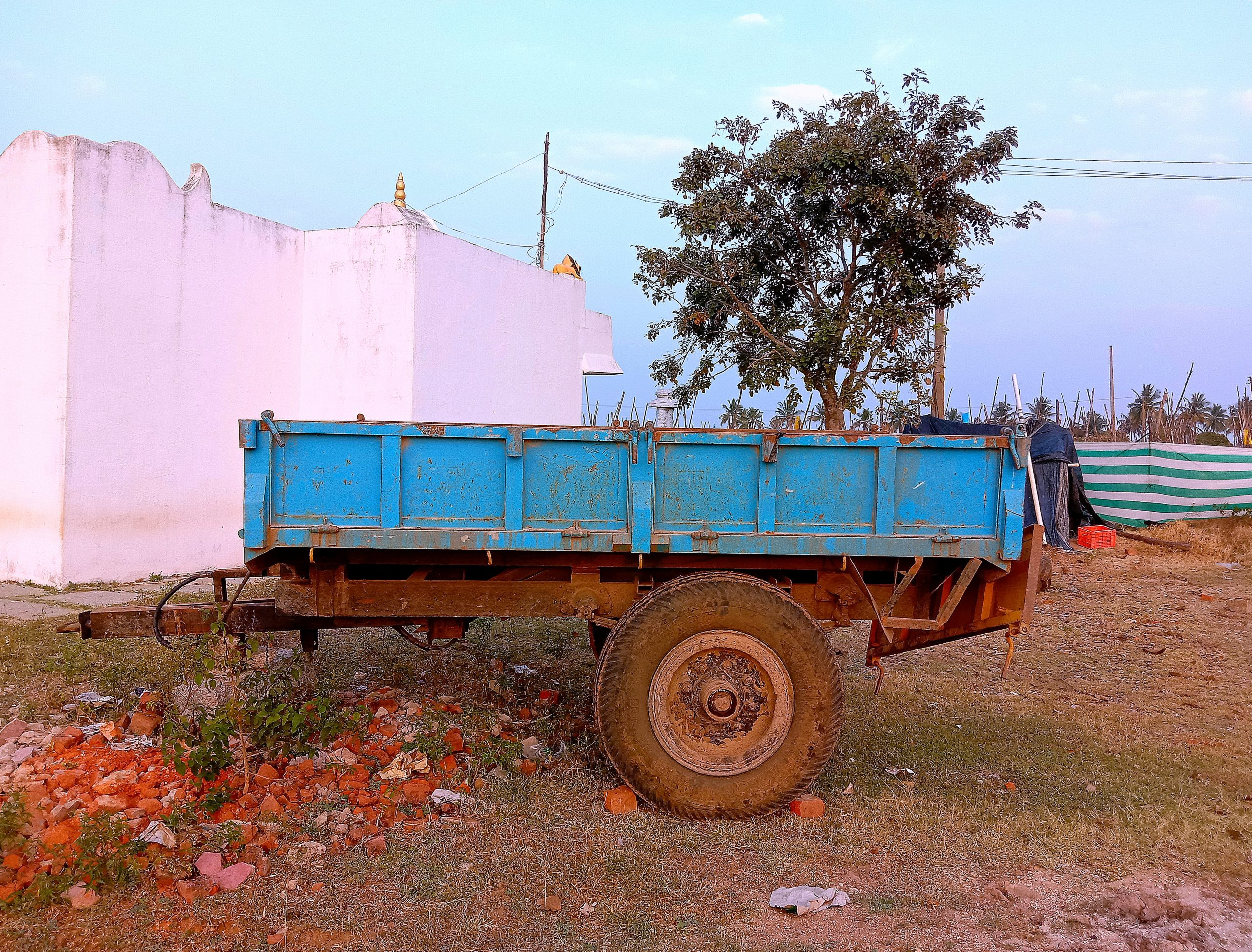 Tractor Trolley