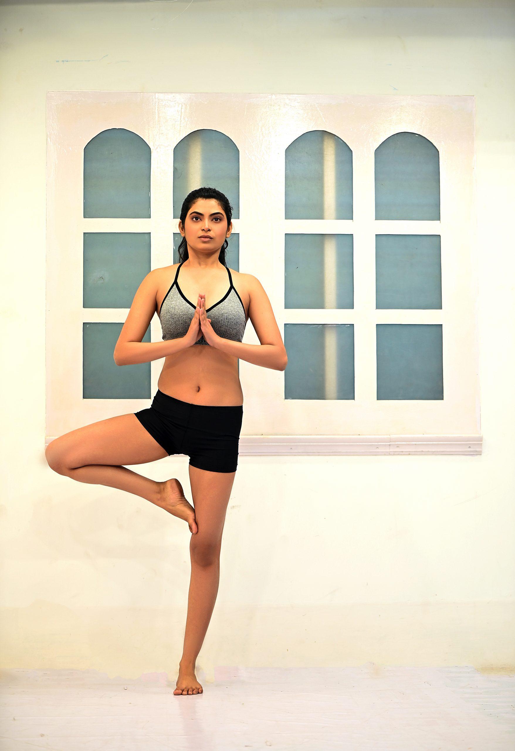 Tree Pose Yoga – Vrikshasana