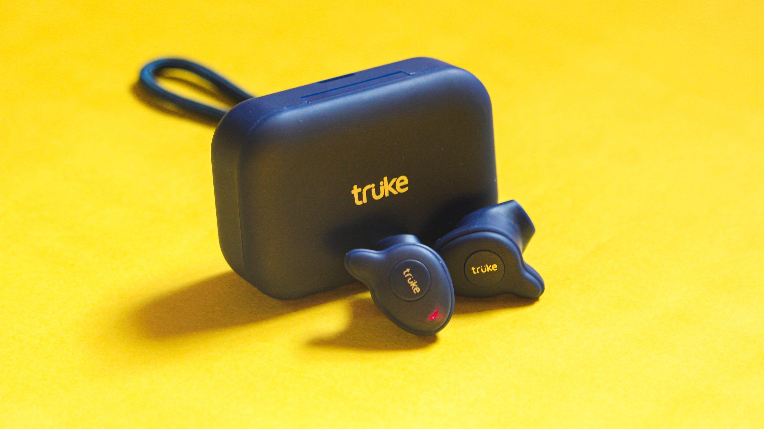 Truke wireless Bluetooth earphones