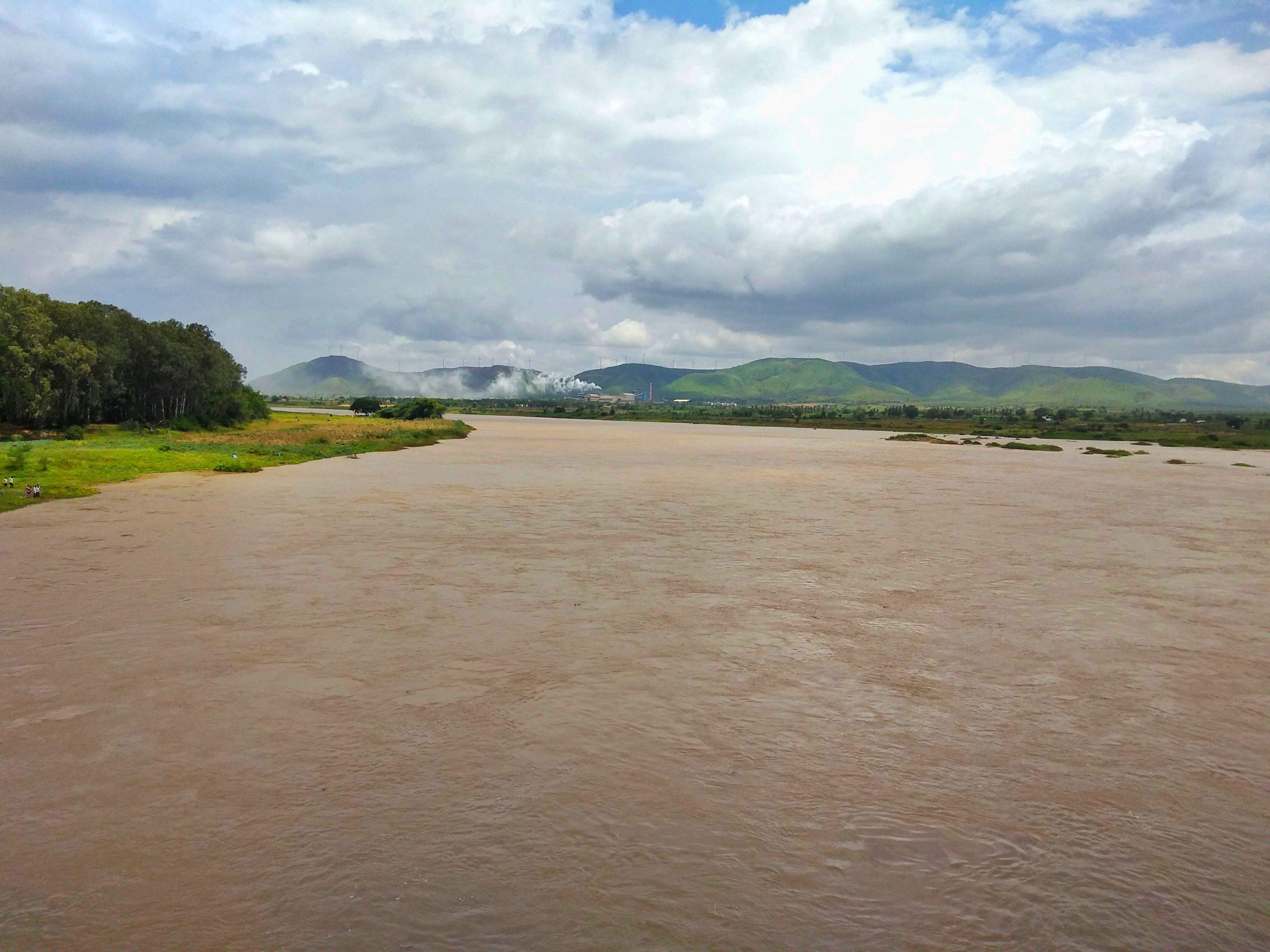 Tungbhadra river