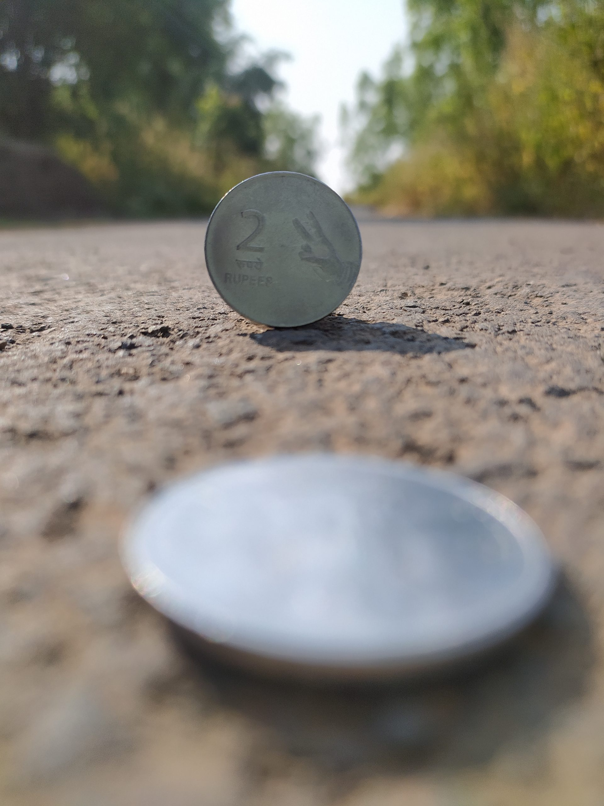 Two rupees coin
