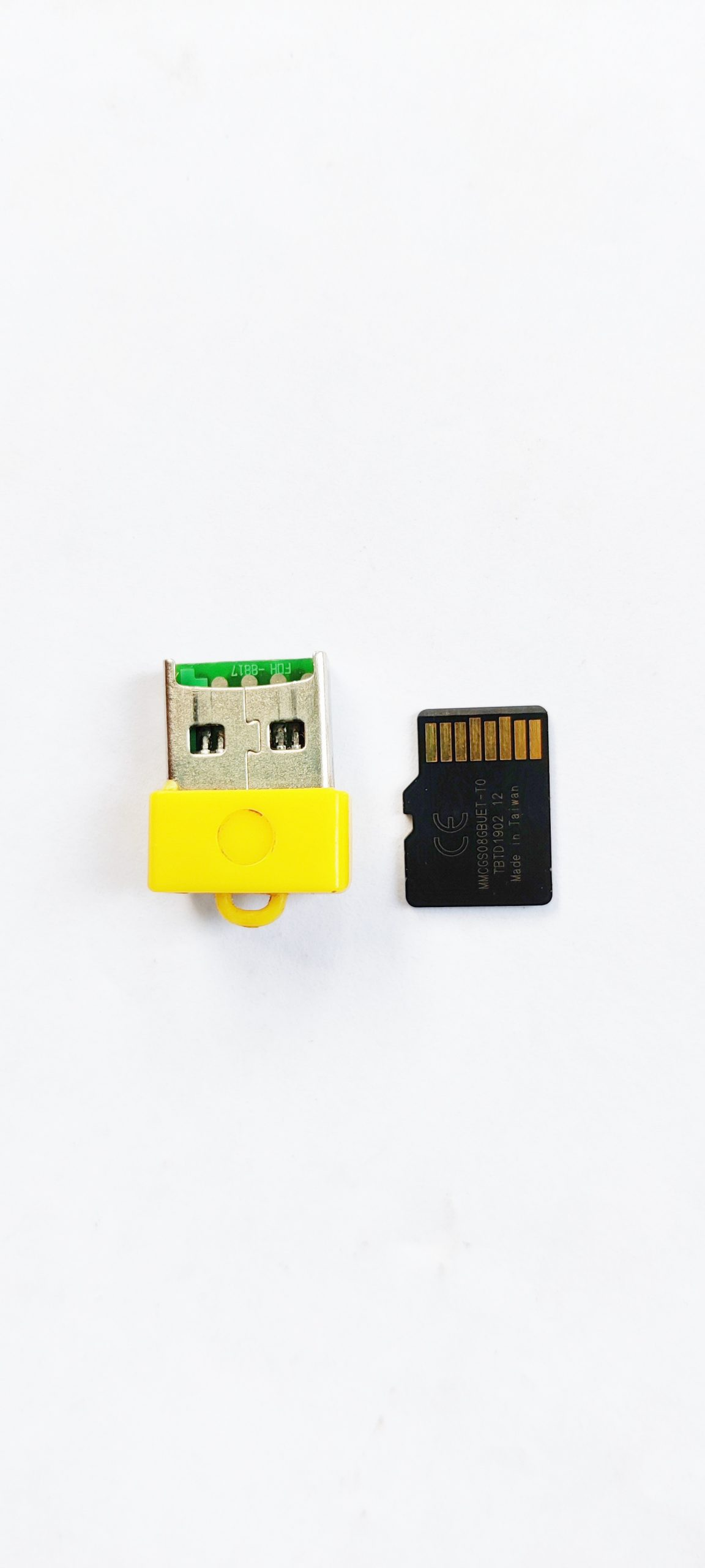 USB Card Reader and Micro SD Card