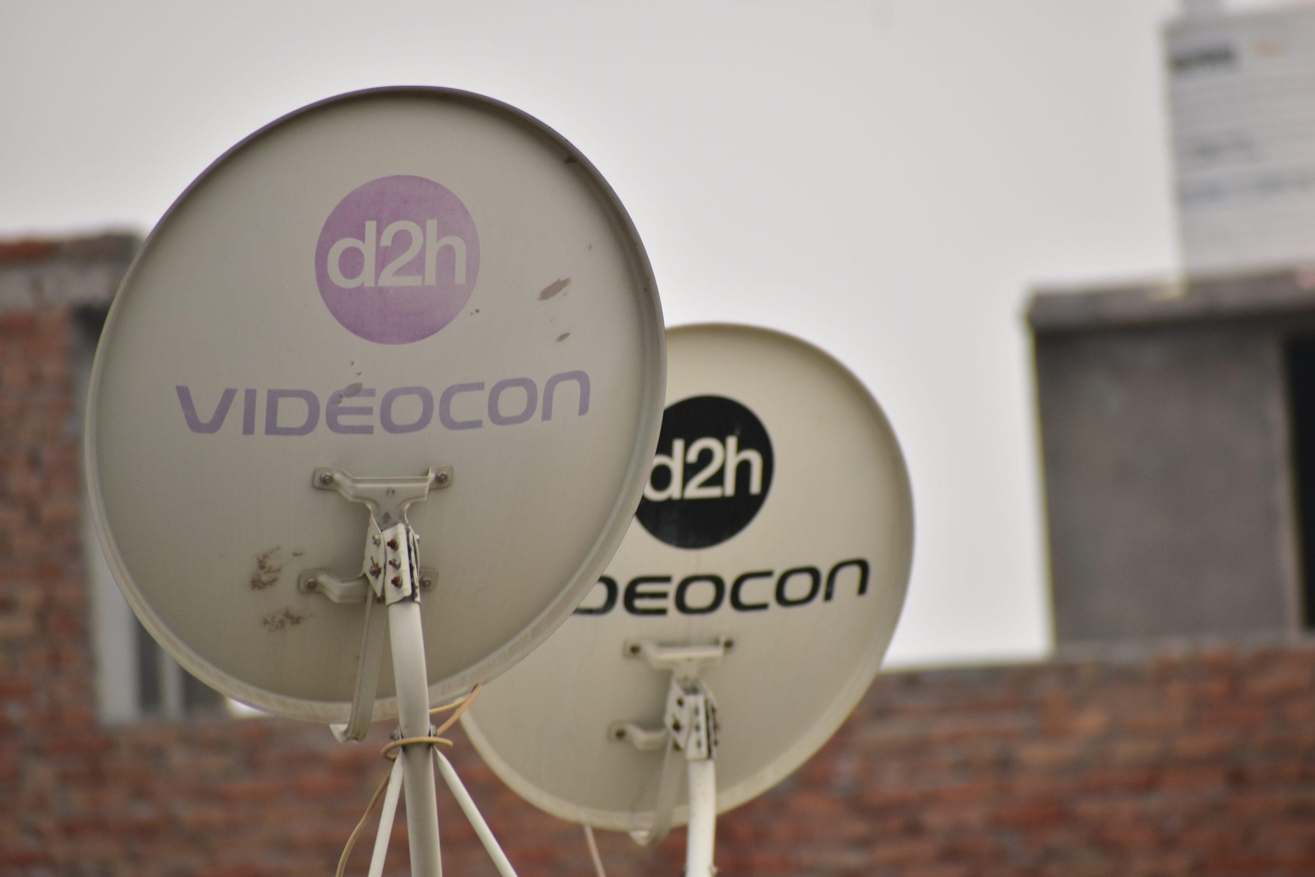 Videocon Direct home service umbrella
