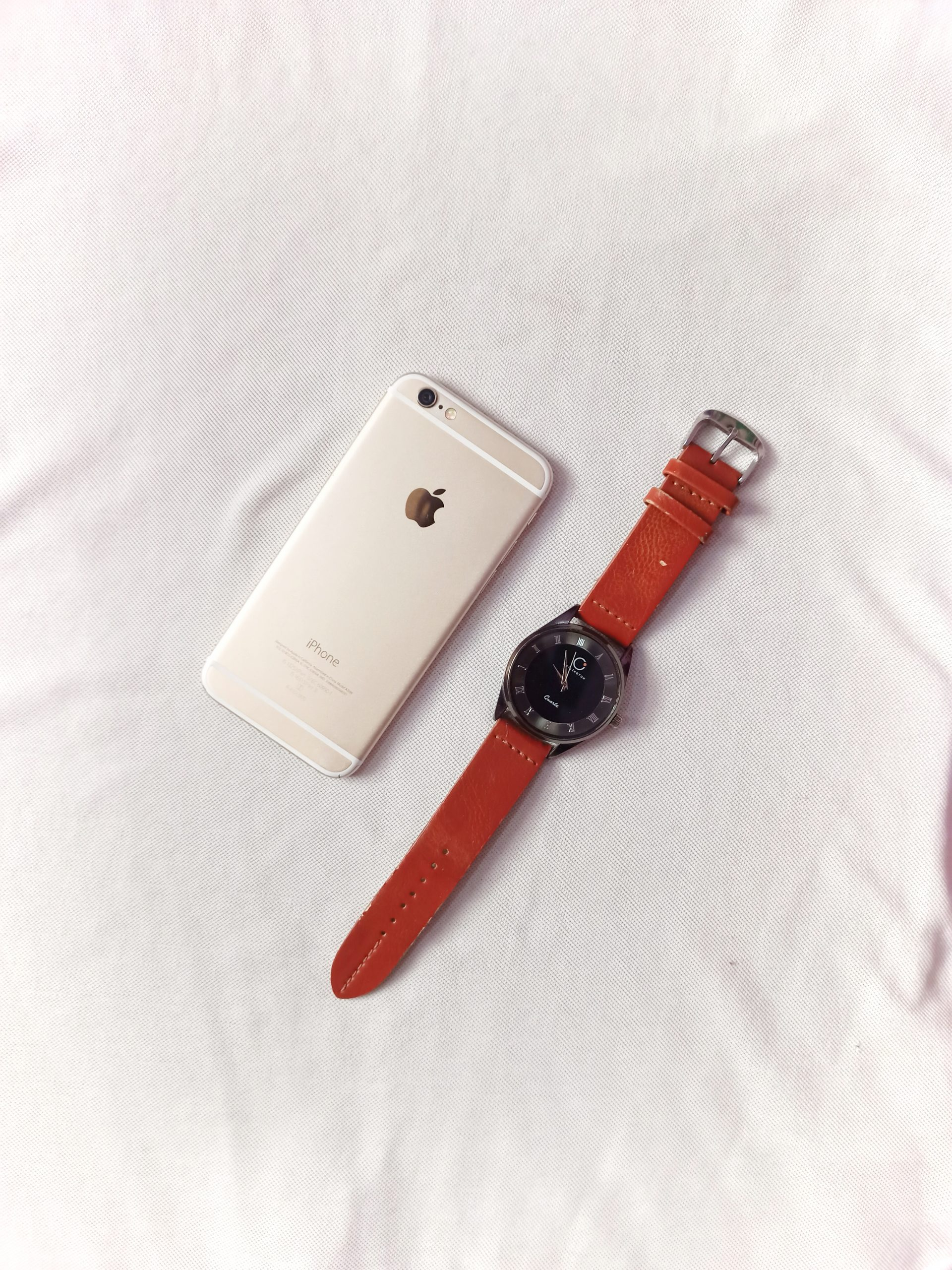 Watch and phone
