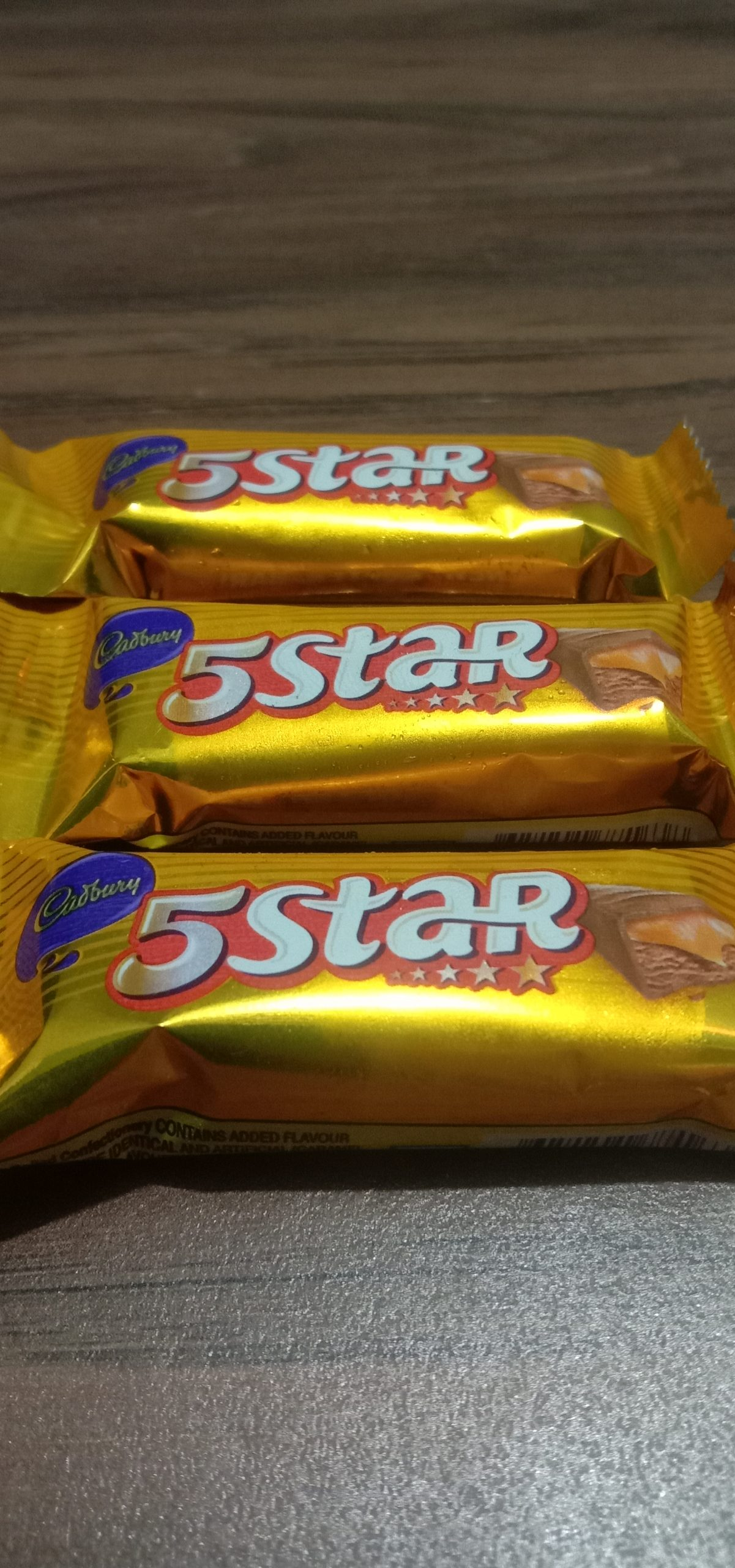 5 STAR chocolates