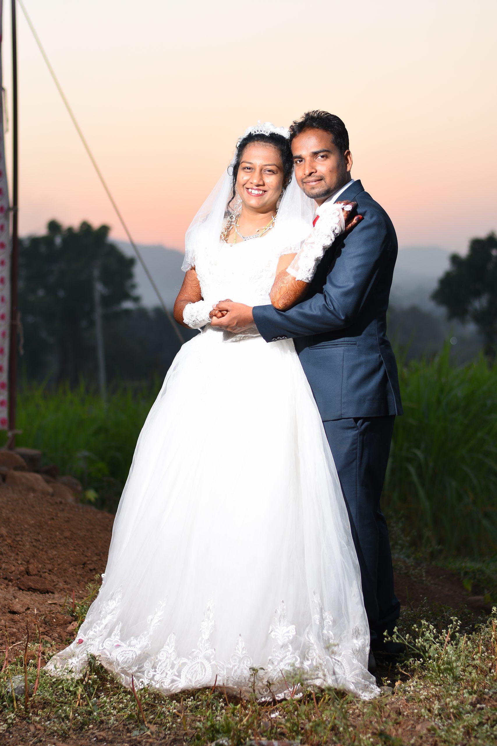 A Christian couple