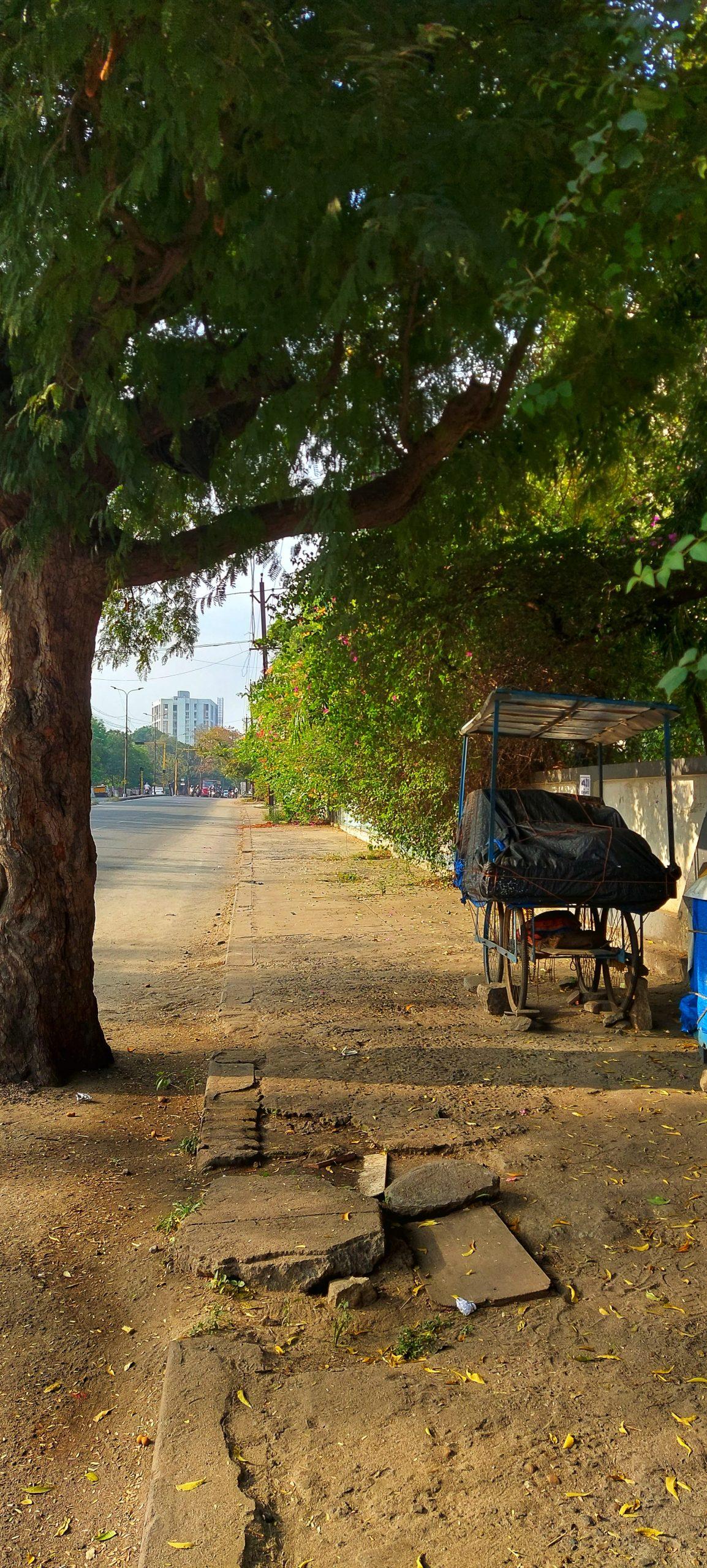A footpath