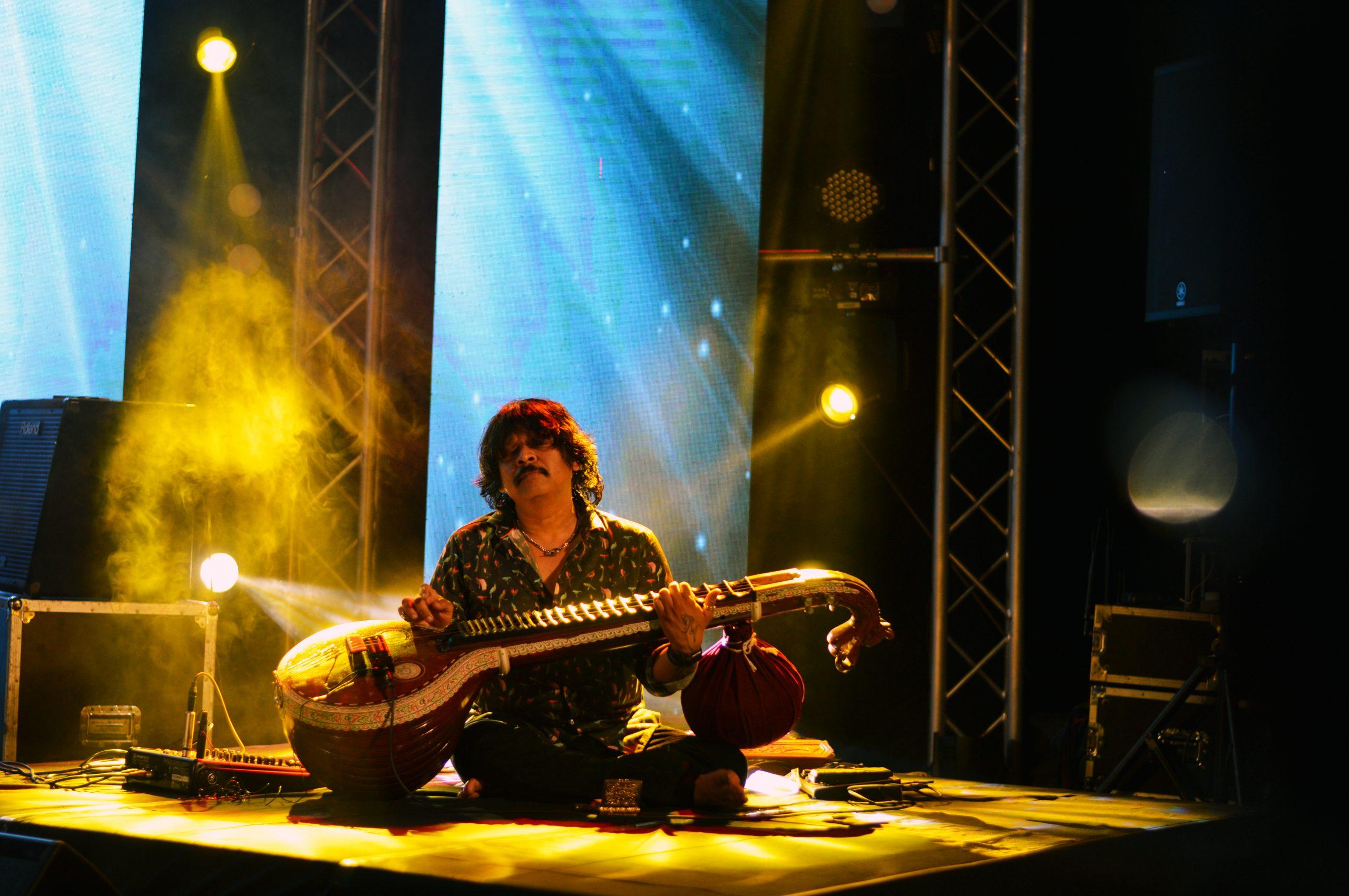 A music artist
