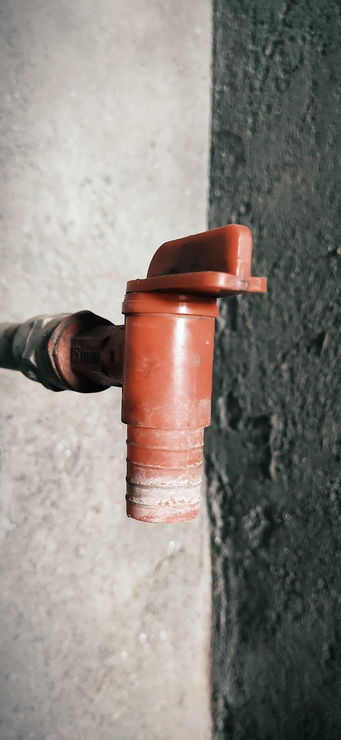 A water tap