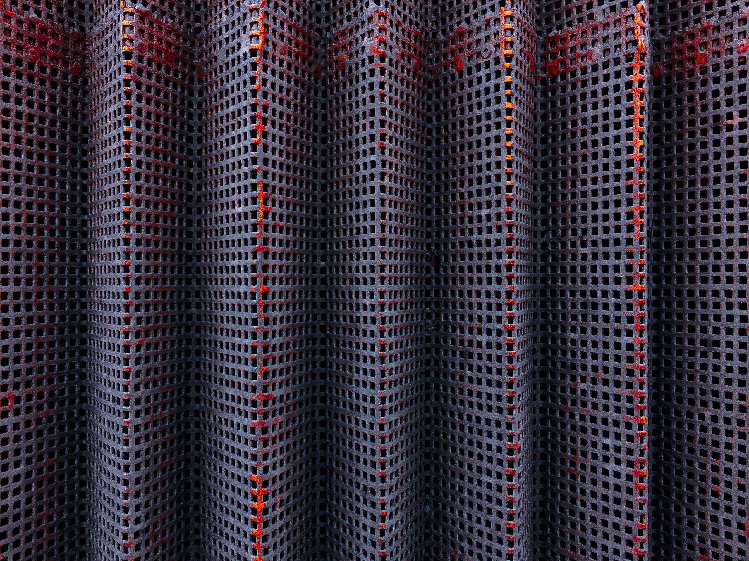 A wire mesh net