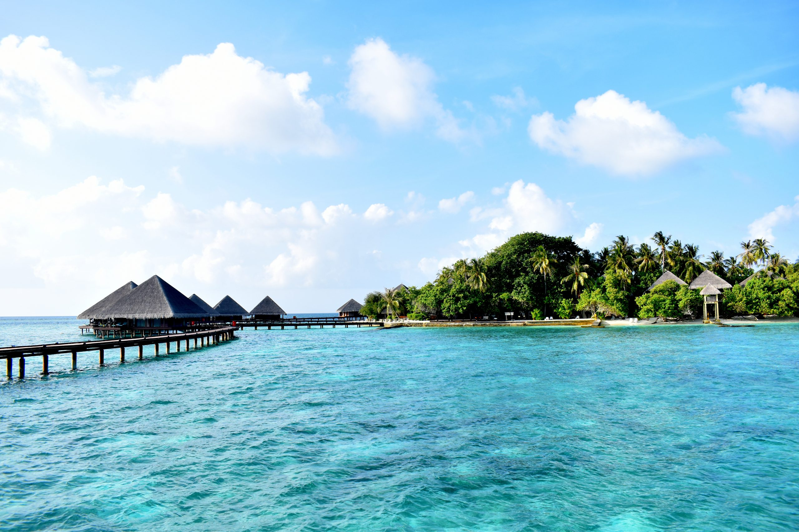 Adaaran Club Rannalhi resort in Maldives