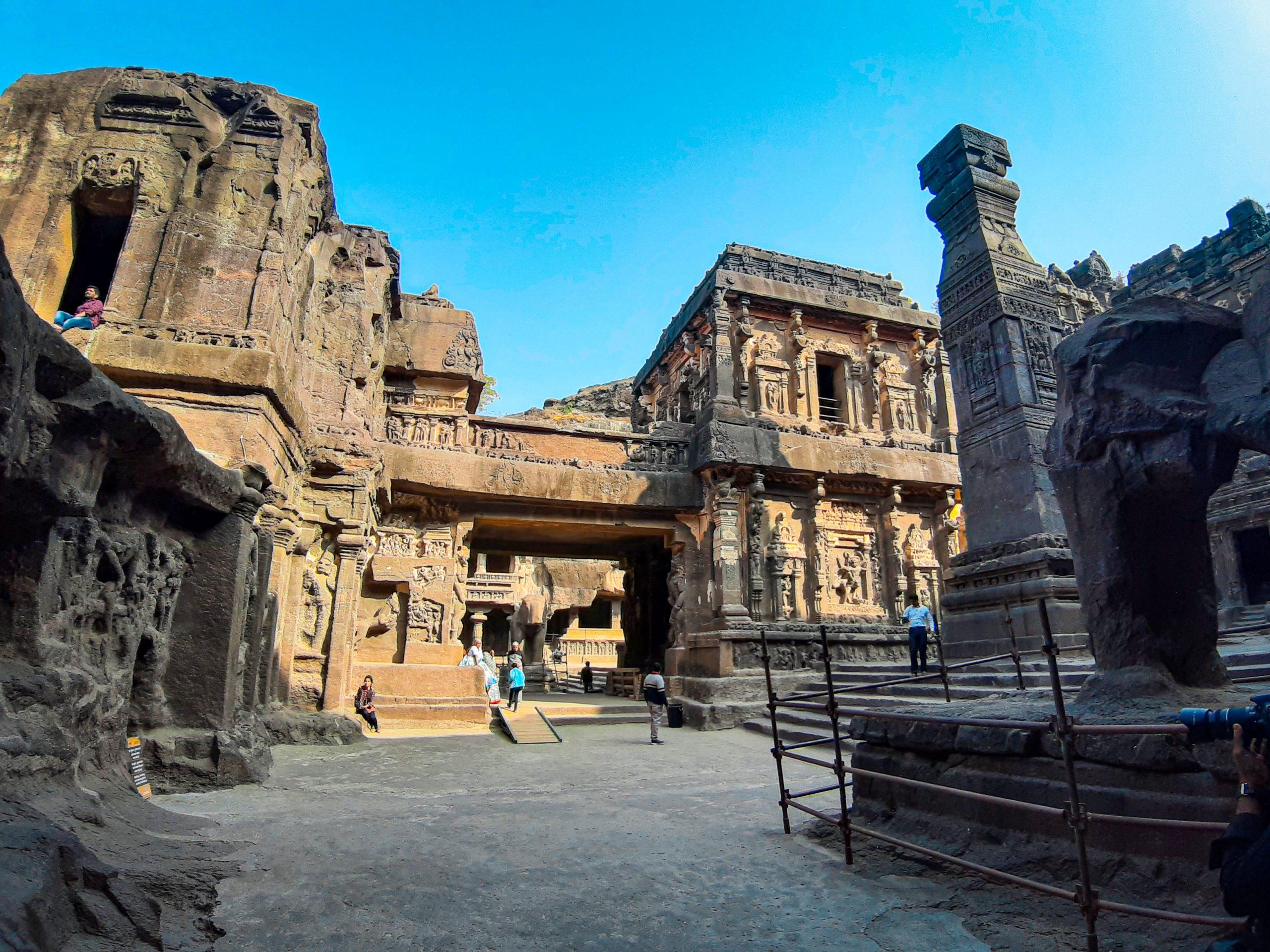 Ajanta and Allora Caves