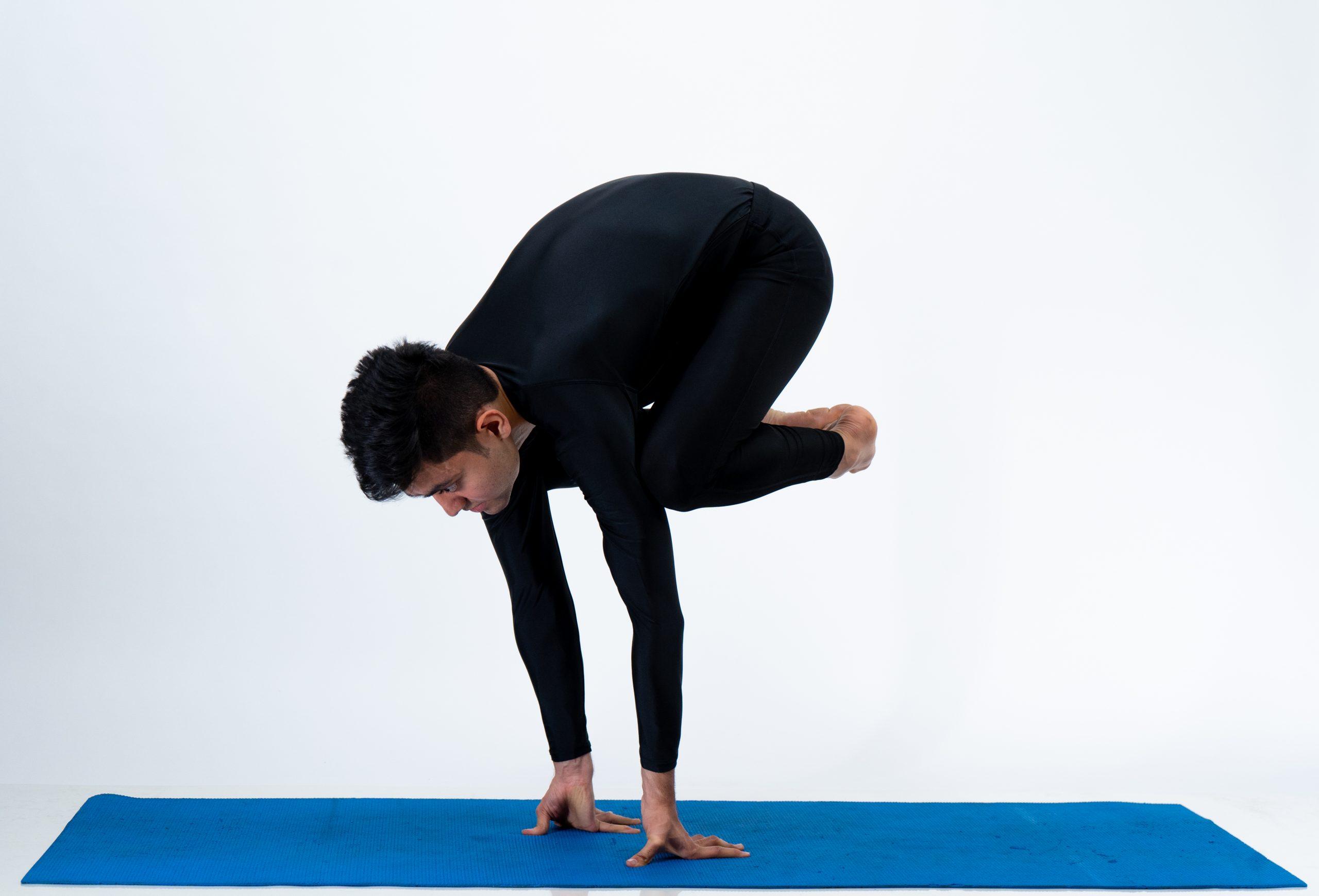 Bakasana (Crow Pose)