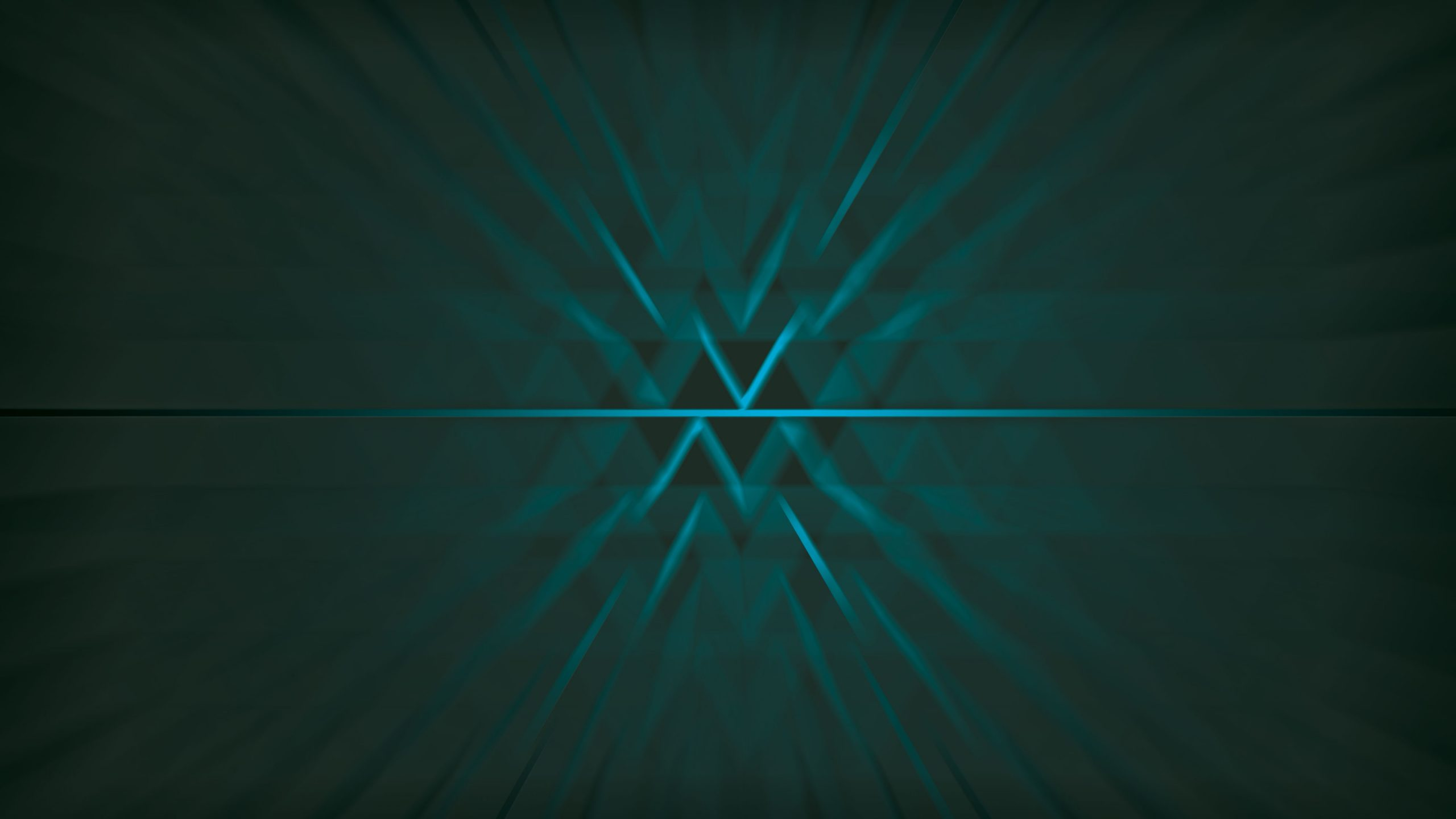 Blue pattern abstract wallpaper