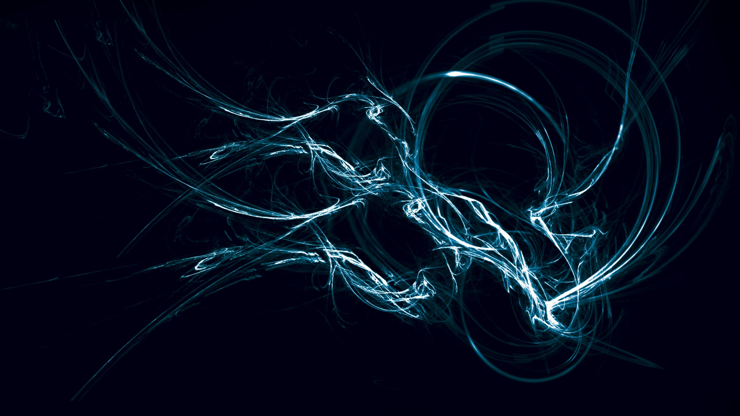 Blue-texture-smoke-abstract-background