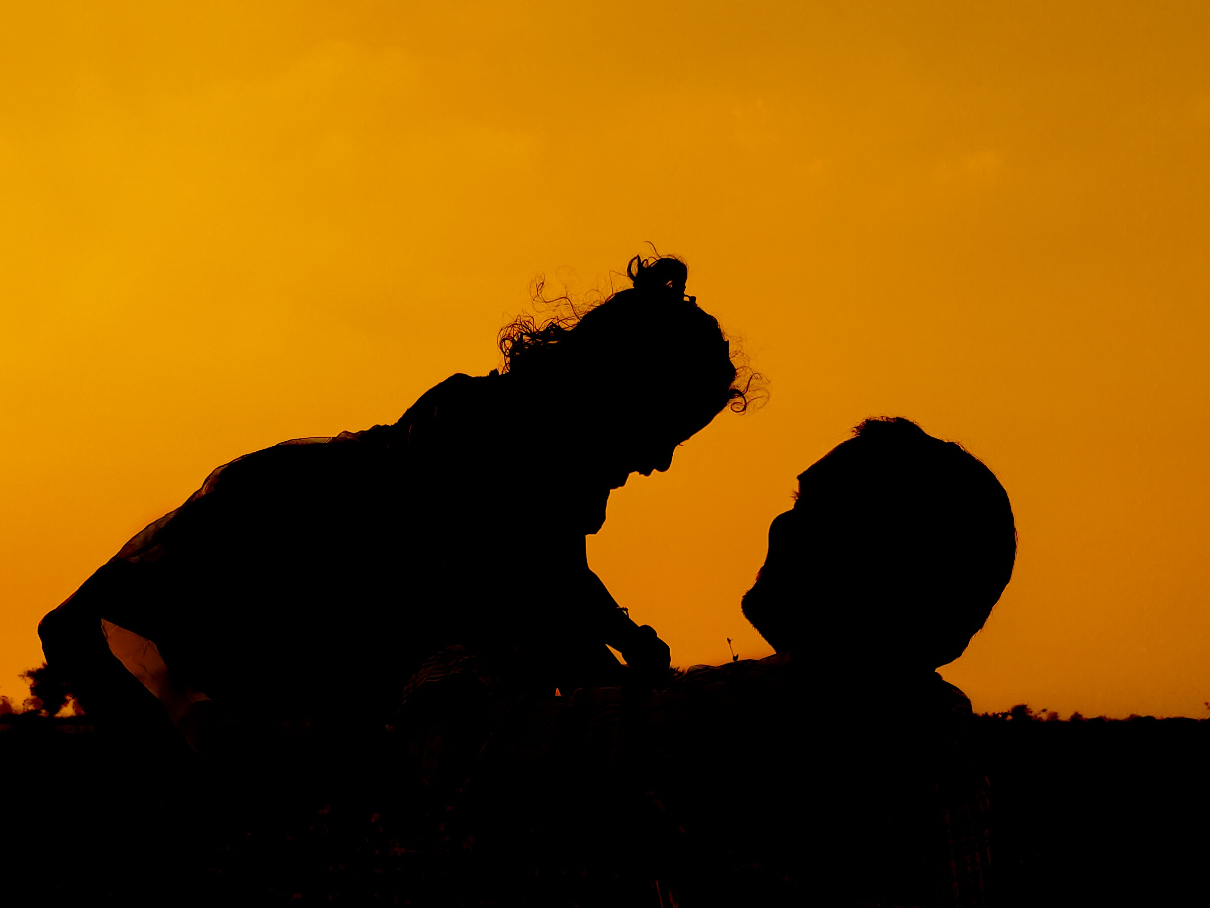Father and Daughter - Free Image by Tharun Teja Reddy on PixaHive.com